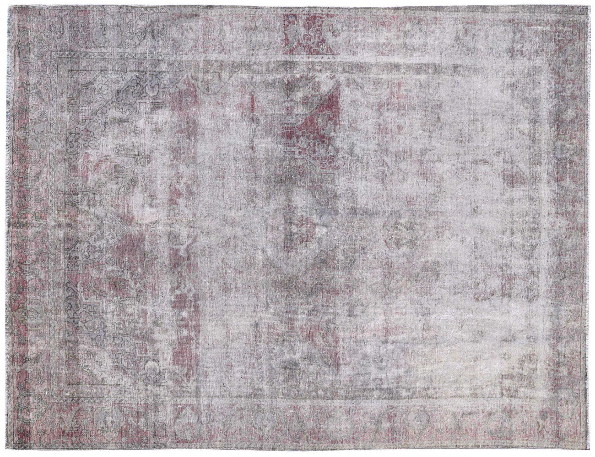 Tappeto Vintage  grigo <br/>374 x 273 cm