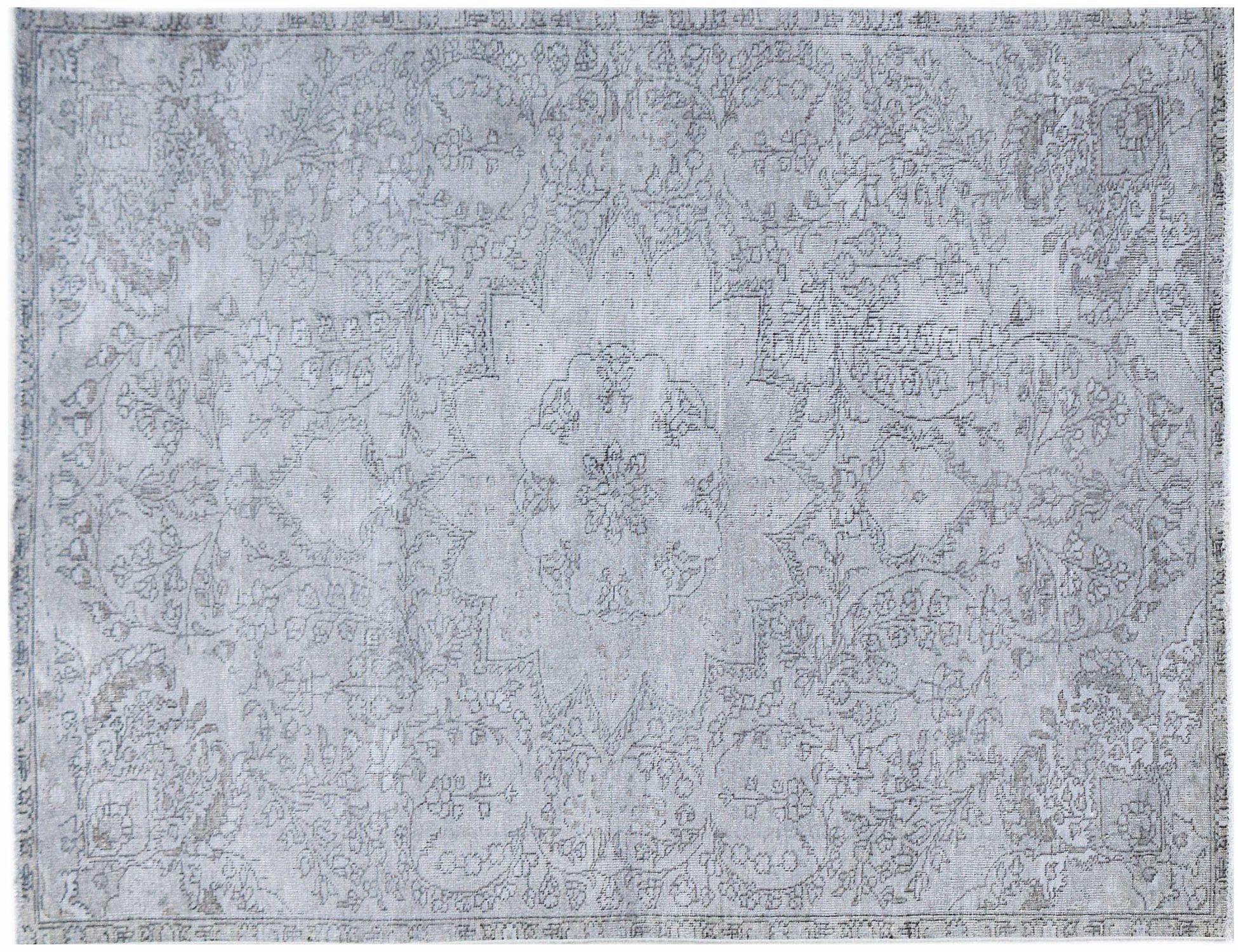 Tappeto Vintage  grigo <br/>227 x 138 cm