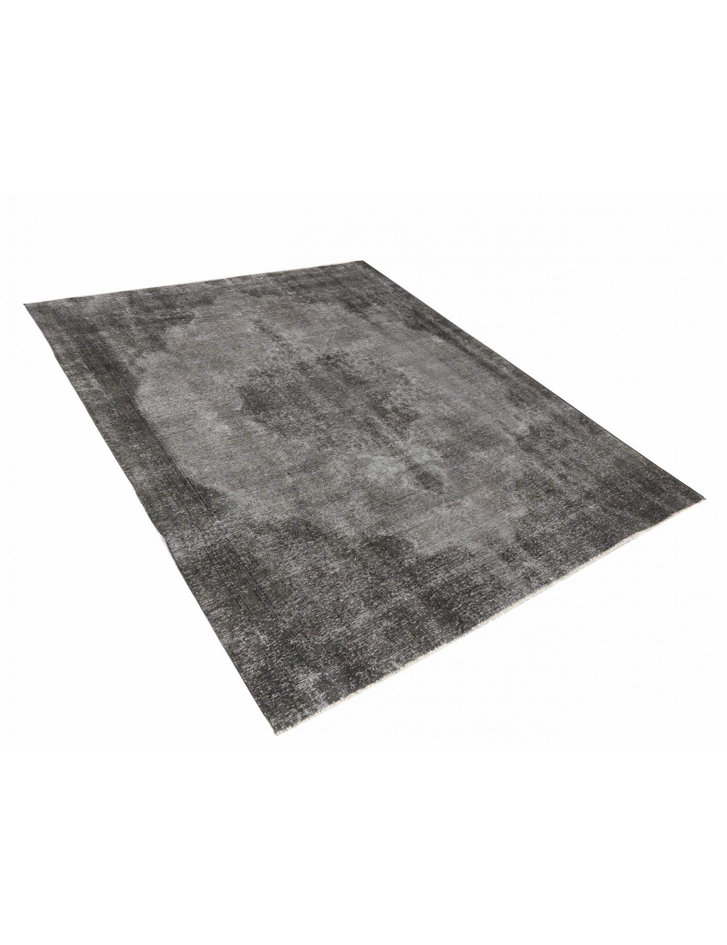 Vintage Teppich  schwarz <br/>340 x 239 cm
