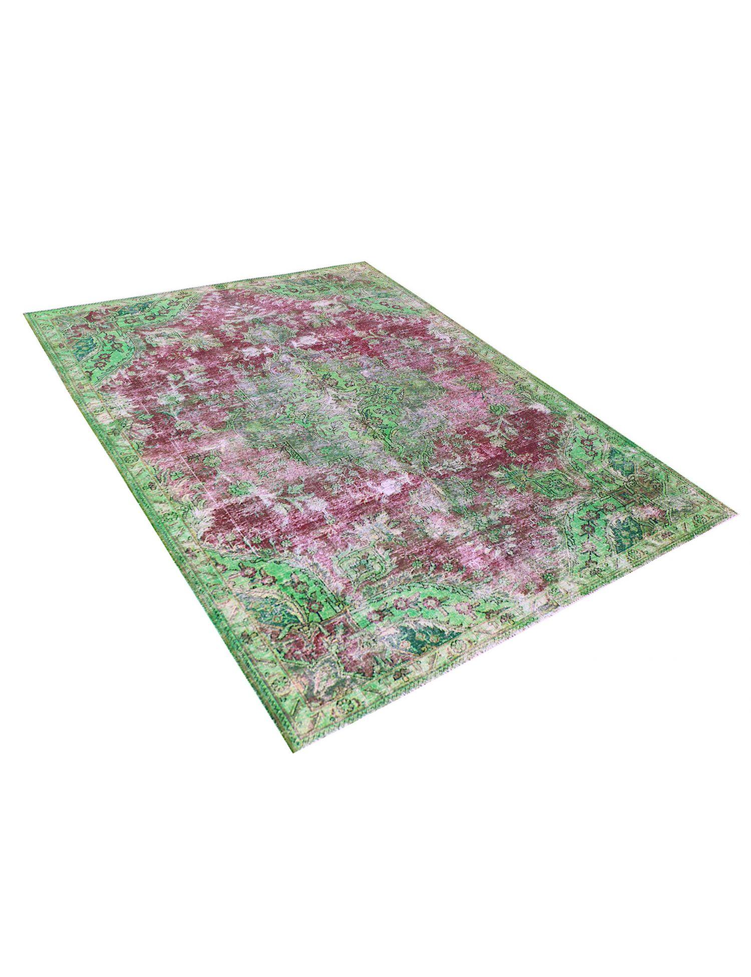 Tappeto Vintage  verde <br/>323 x 220 cm
