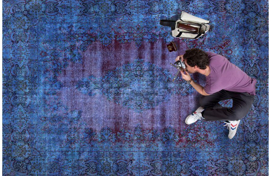 Kerman Perser Teppich
