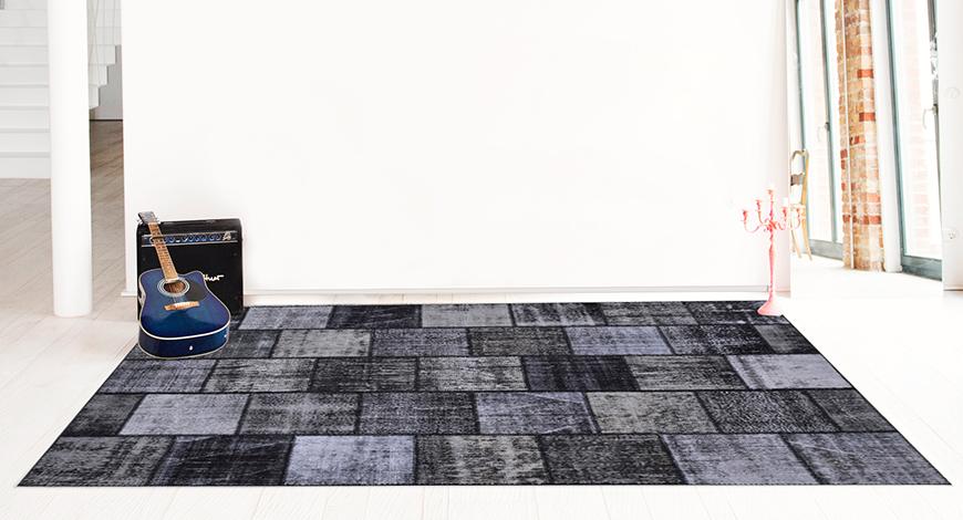 Patchwork Vintage Teppiche