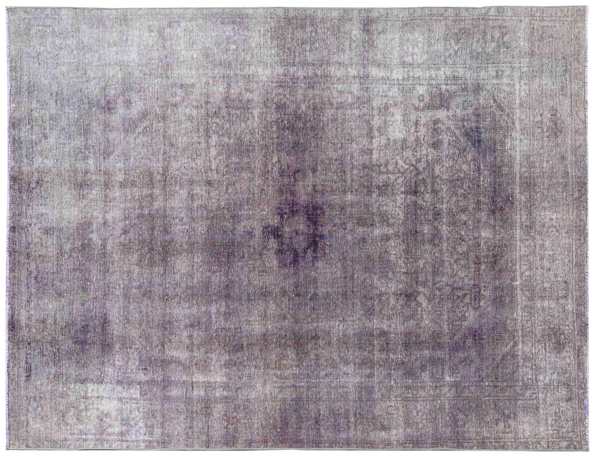 Tappeto Vintage  grigio <br/>326 x 236 cm
