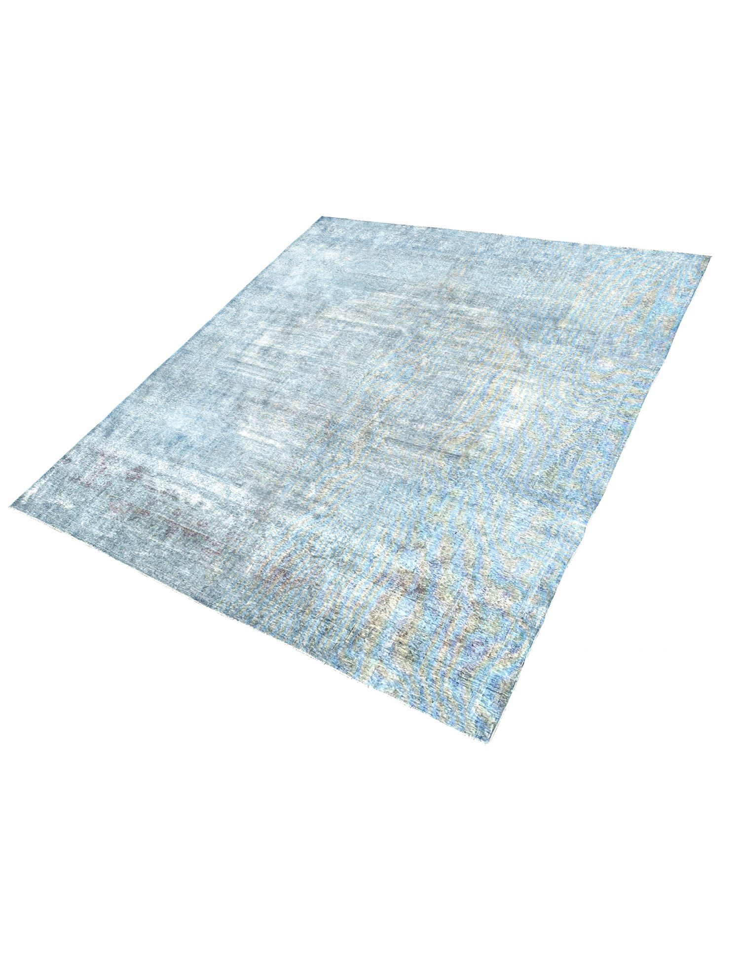 Tappeto Vintage  blu <br/>397 x 288 cm