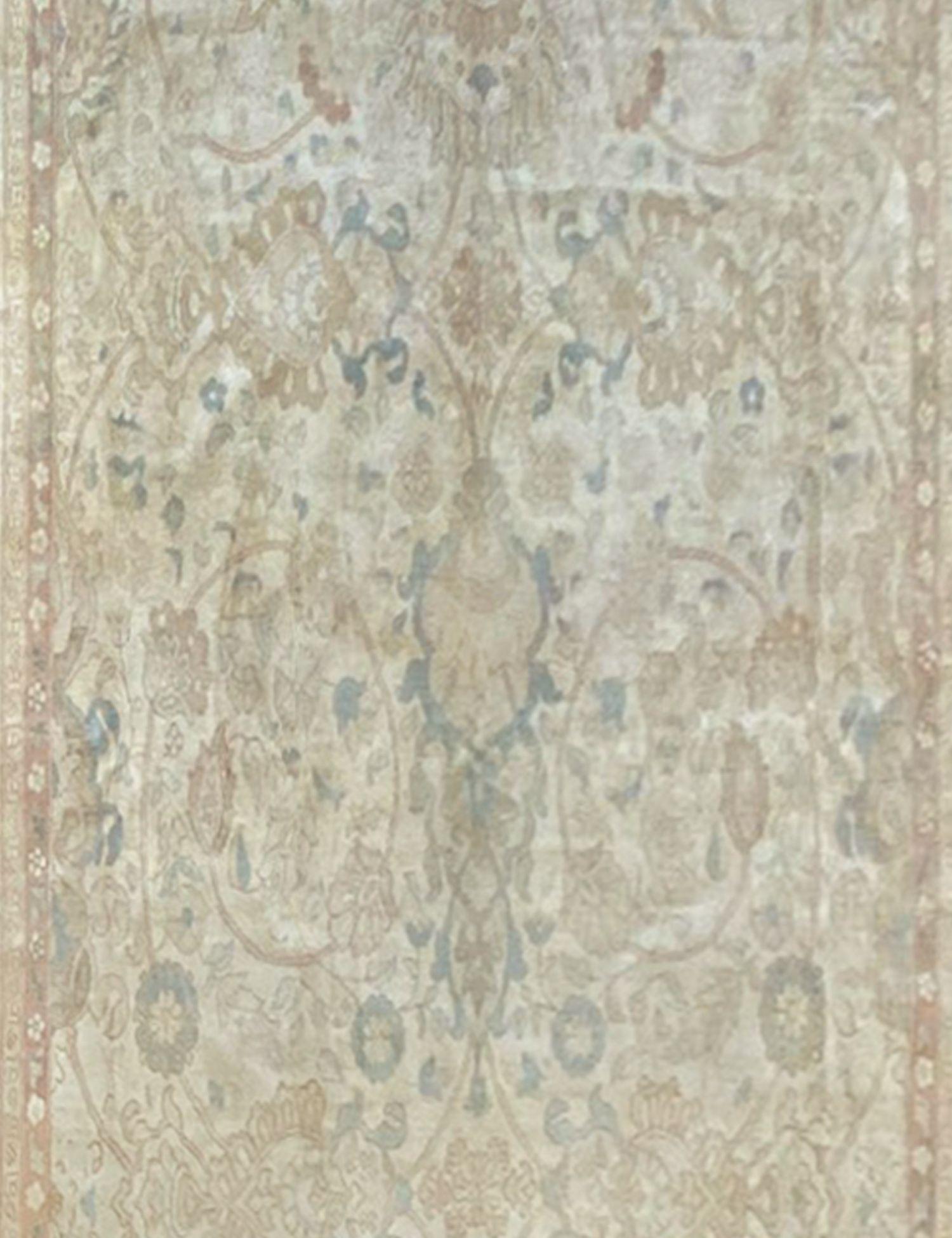 Perserteppich  beige <br/>412 x 327 cm