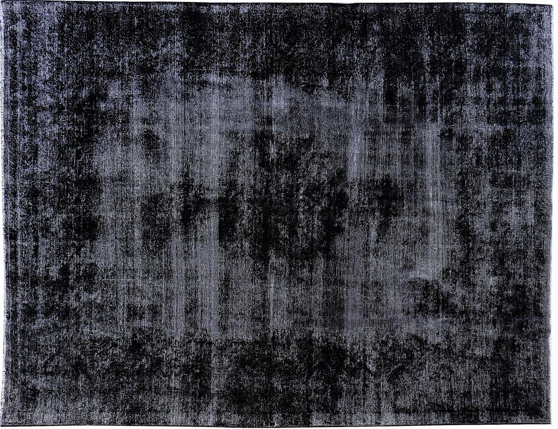 Tappeto Vintage  nero <br/>270 x 220 cm