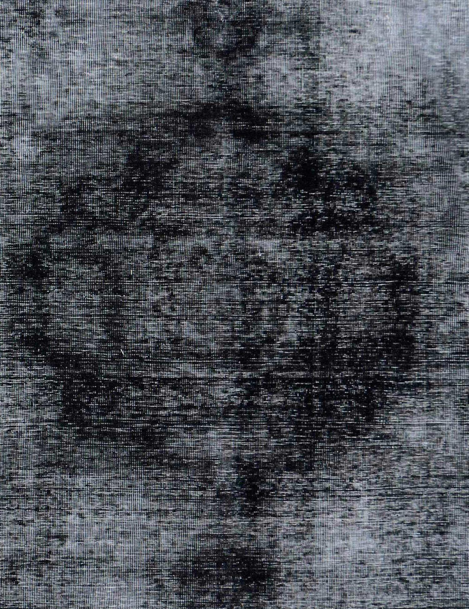 Tappeto Vintage  nero <br/>280 x 195 cm