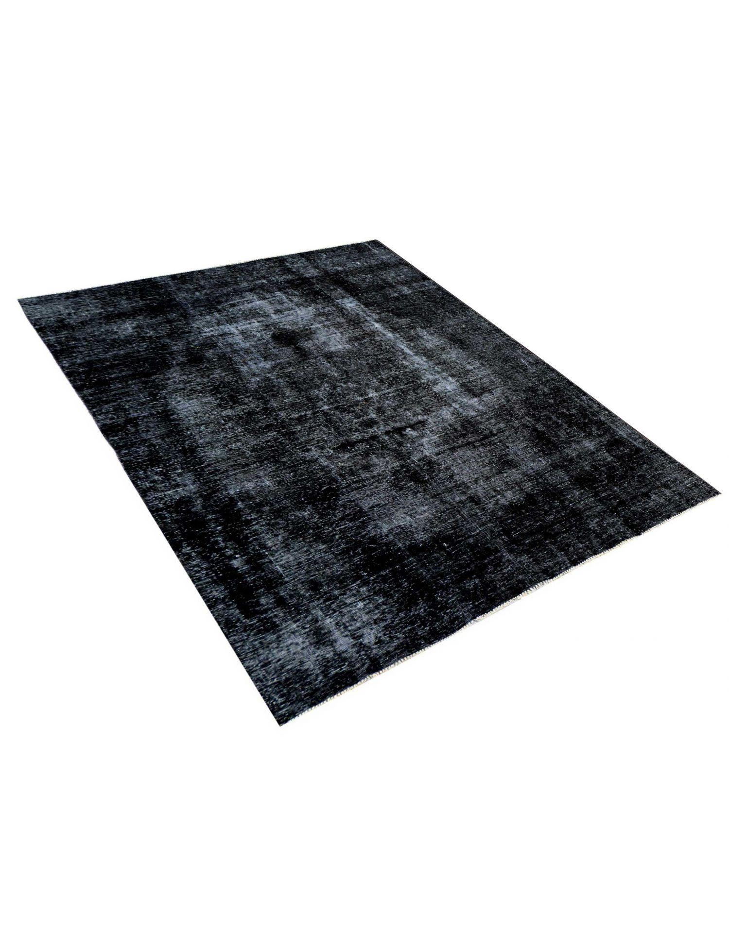 Vintage Carpet  black <br/>268 x 203 cm
