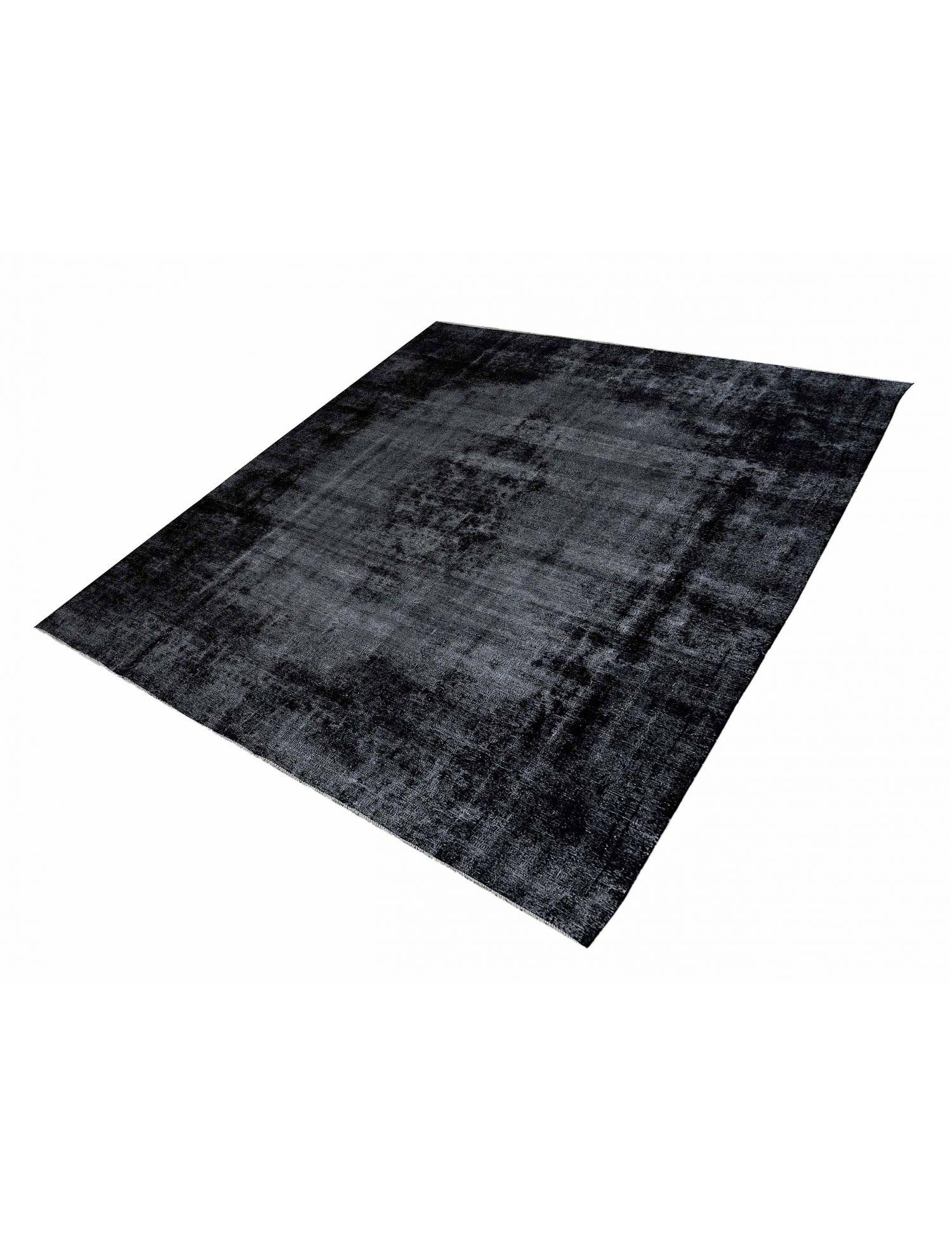 Persian Vintage Carpet  black <br/>390 x 284 cm