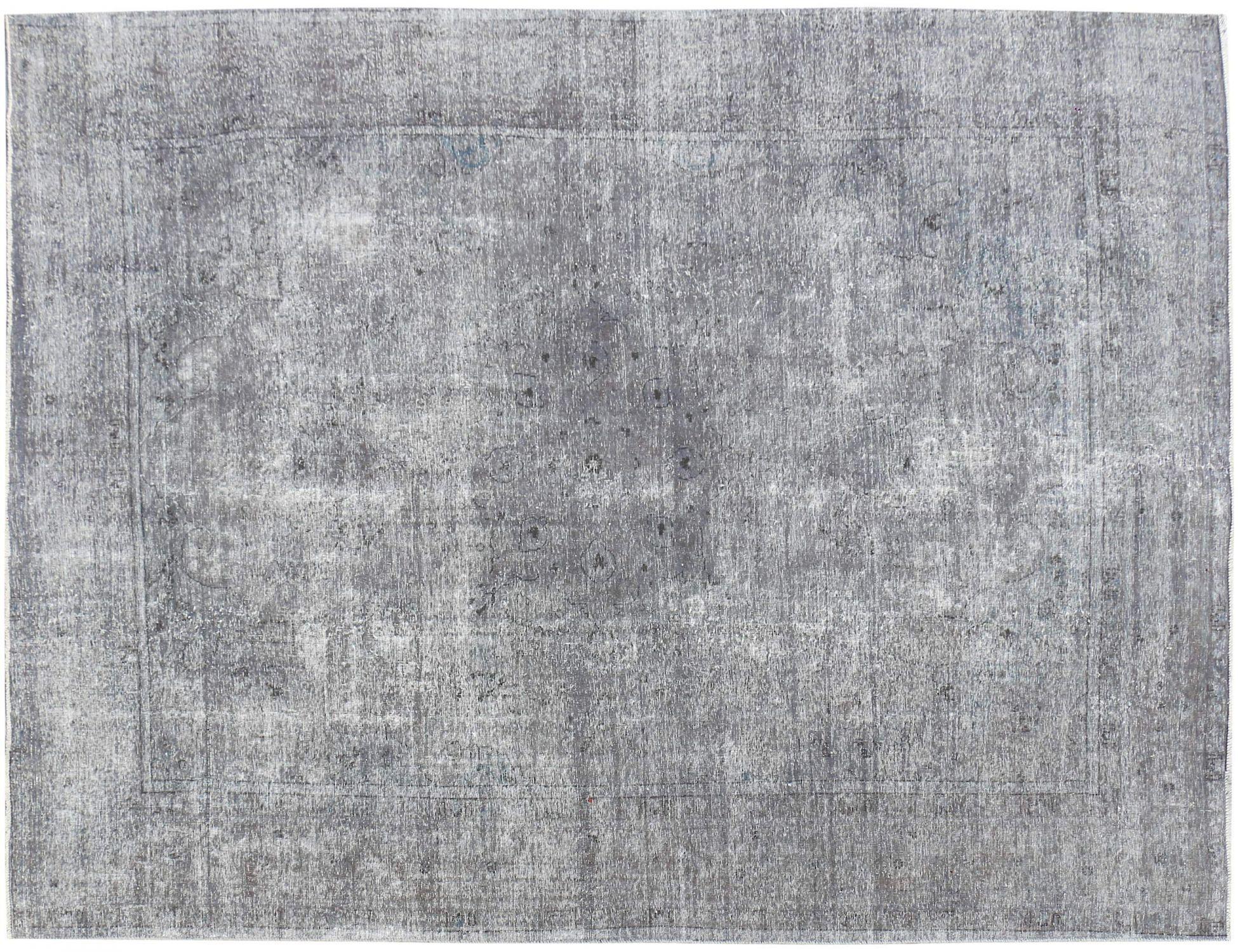 Perzisch Vintage Tapijt  grijs <br/>370 x 284 cm