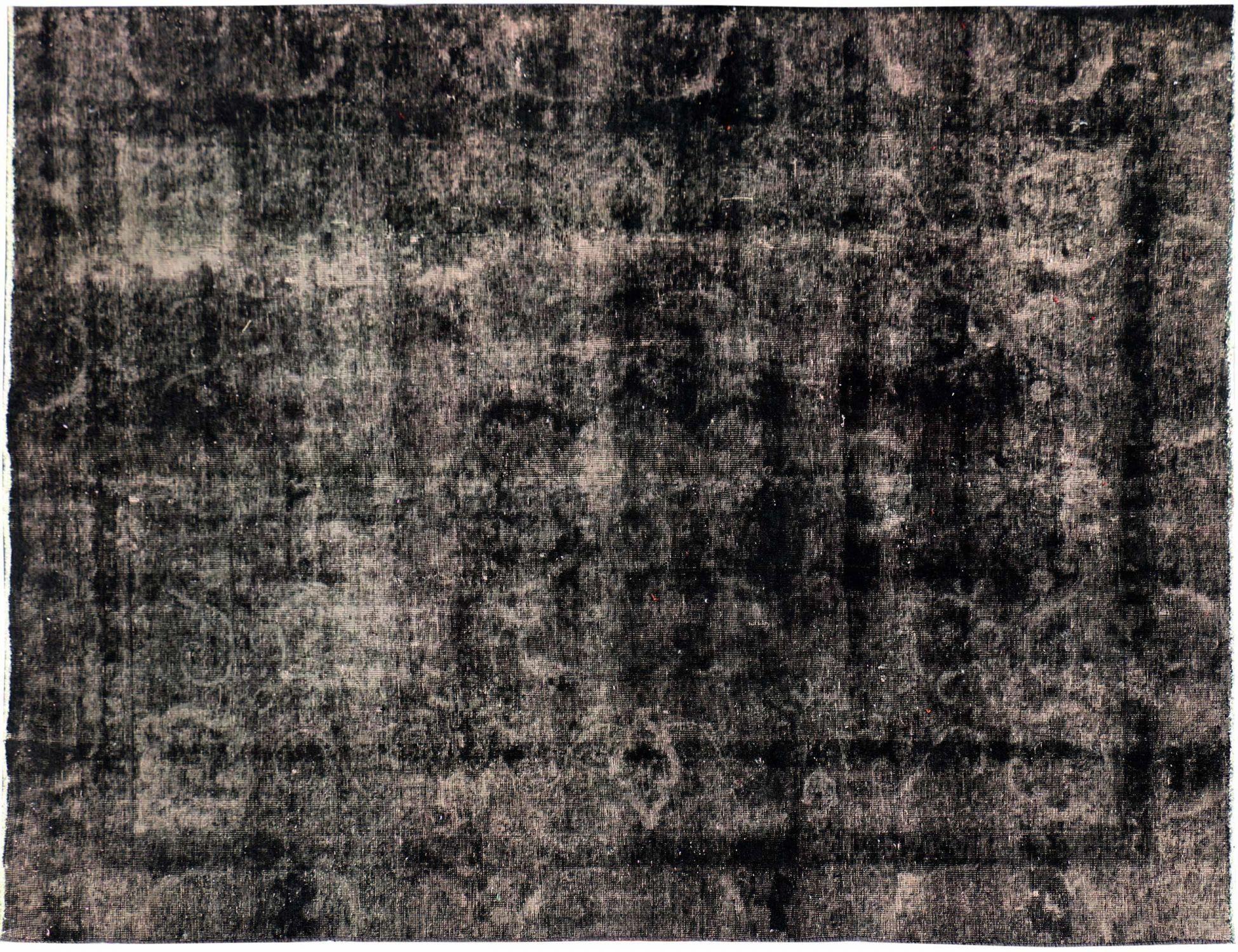 Tappeto Vintage  nero <br/>278 x 195 cm