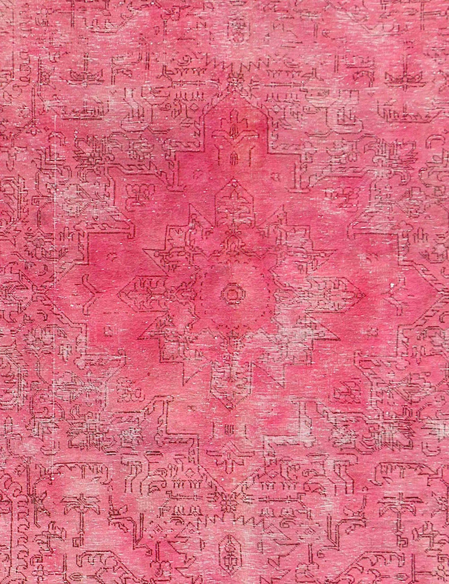 Vintagetæppe  rose <br/>284 x 197 cm