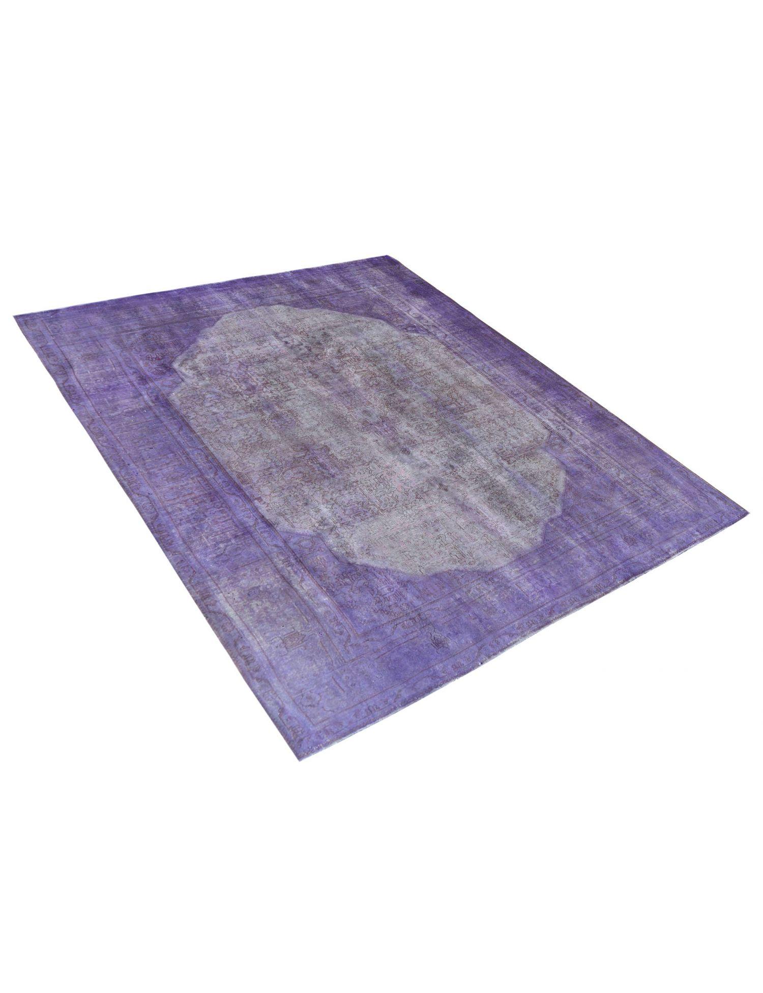 Vintage Teppich  blau <br/>385 x 300 cm