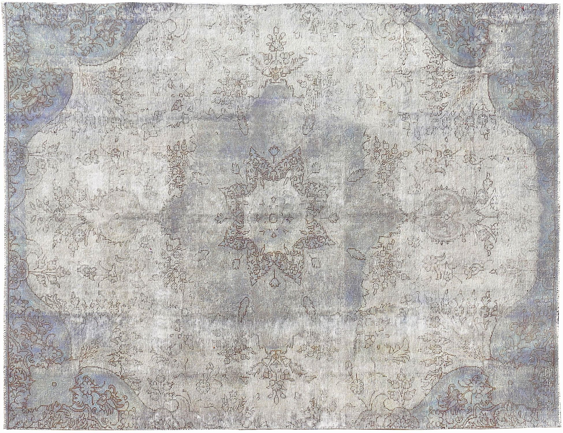 Tappeto Vintage  blu <br/>310 x 218 cm