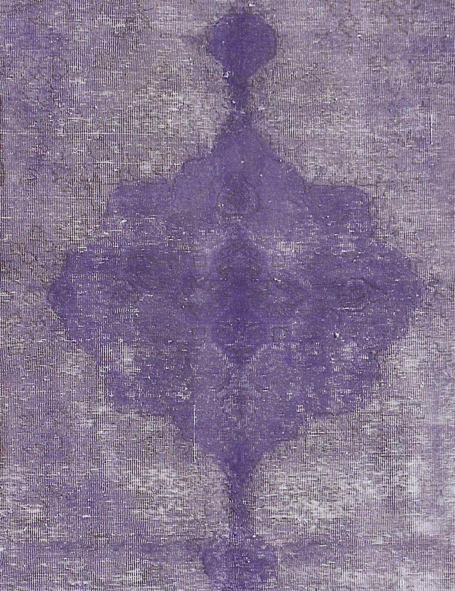 Vintage Teppich  lila <br/>287 x 195 cm