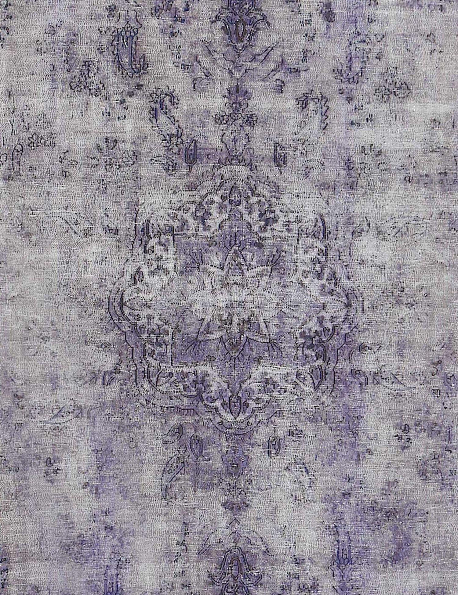 Persischer Vintage Teppich  lila <br/>378 x 274 cm