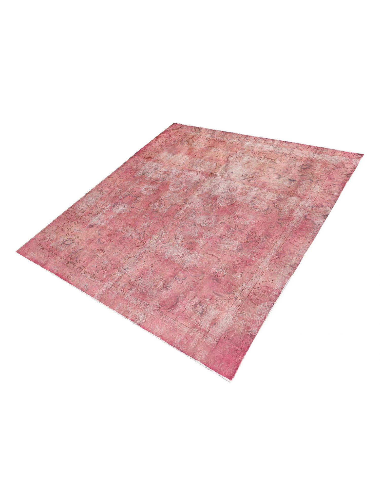 Persian Vintage Carpet  pink  <br/>356 x 274 cm
