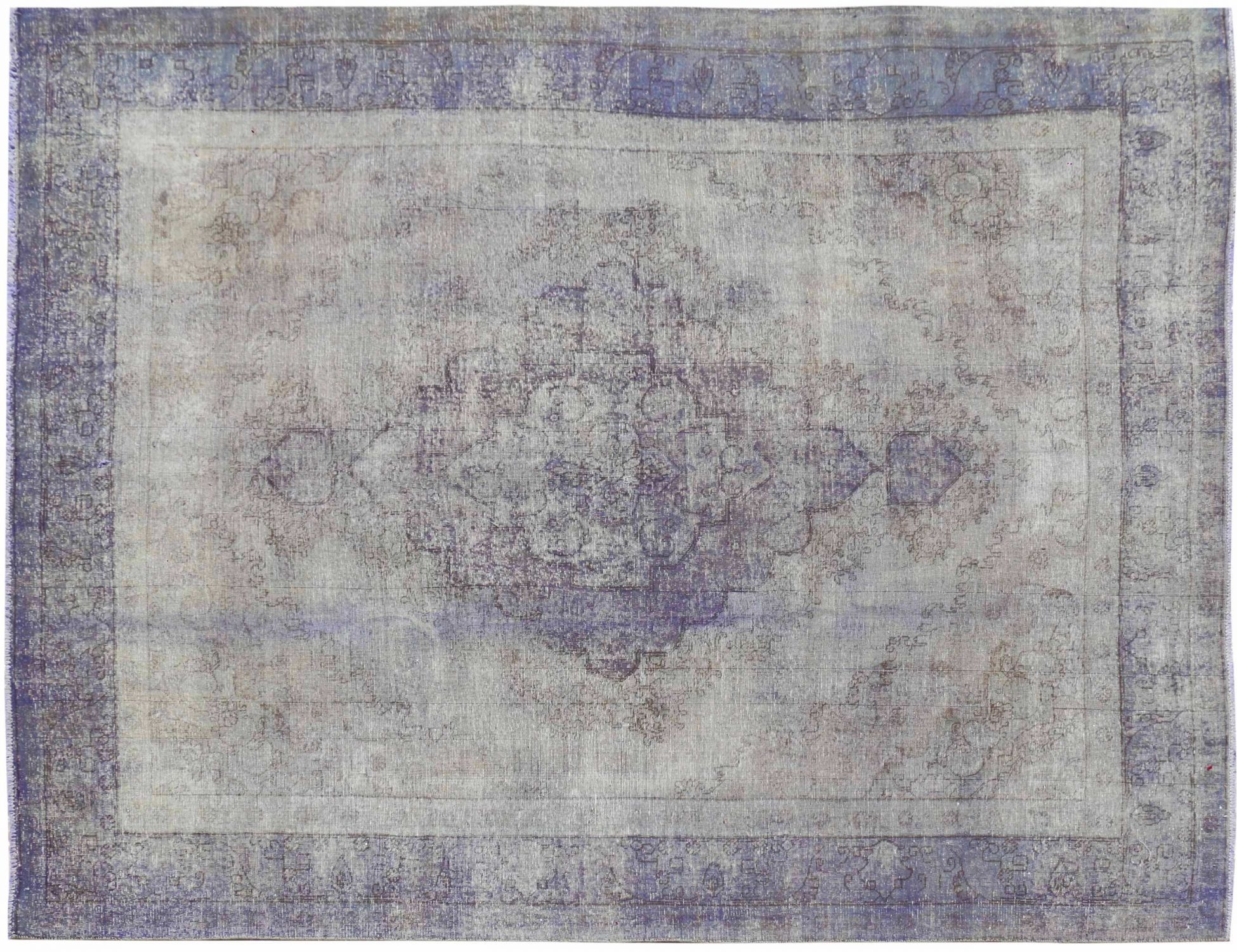 Vintage Carpet  blue <br/>380 x 295 cm