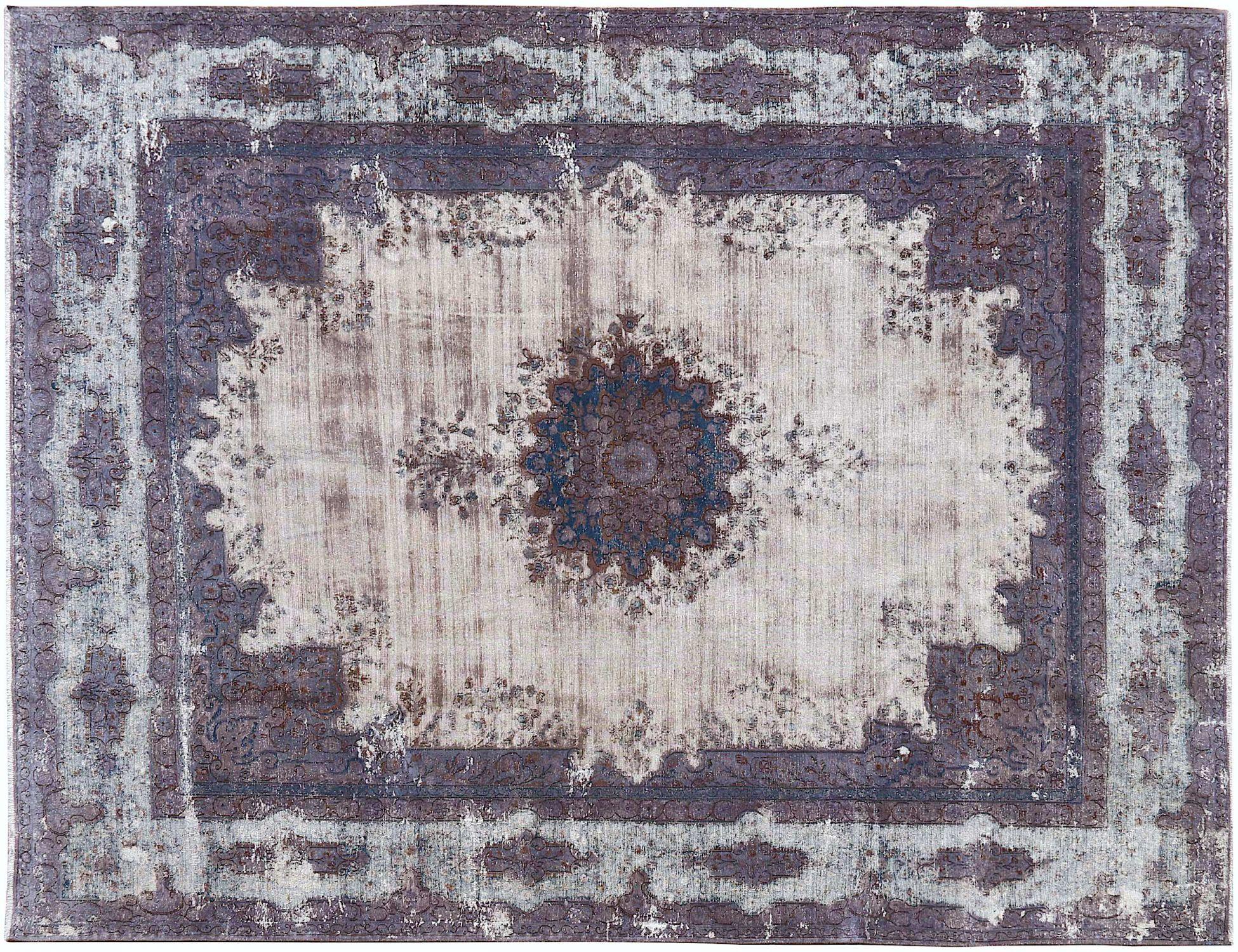 Vintage Teppich  grau <br/>393 x 284 cm