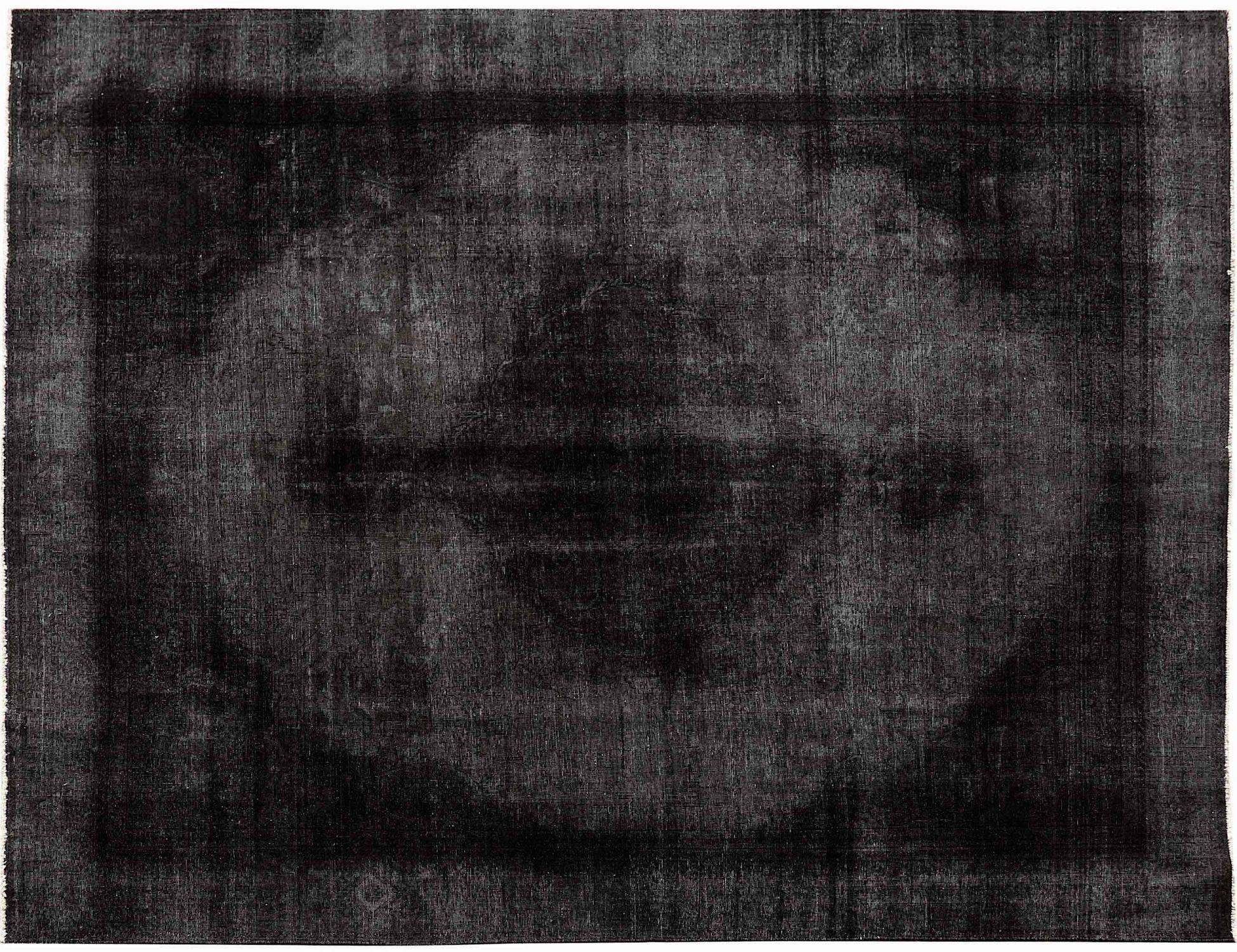Tappeto Vintage  nero <br/>381 x 280 cm