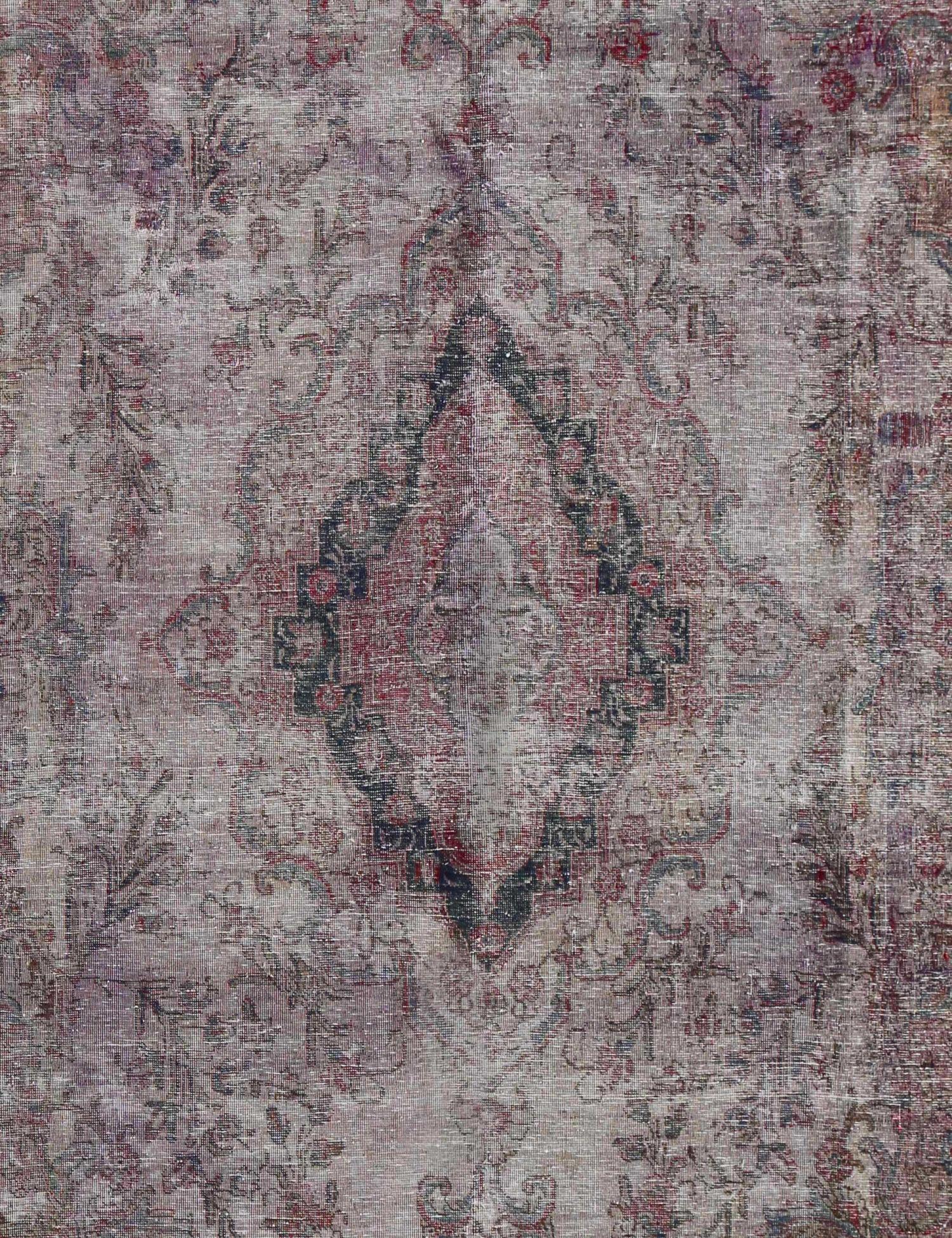 Tappeto Vintage  grigio <br/>326 x 265 cm