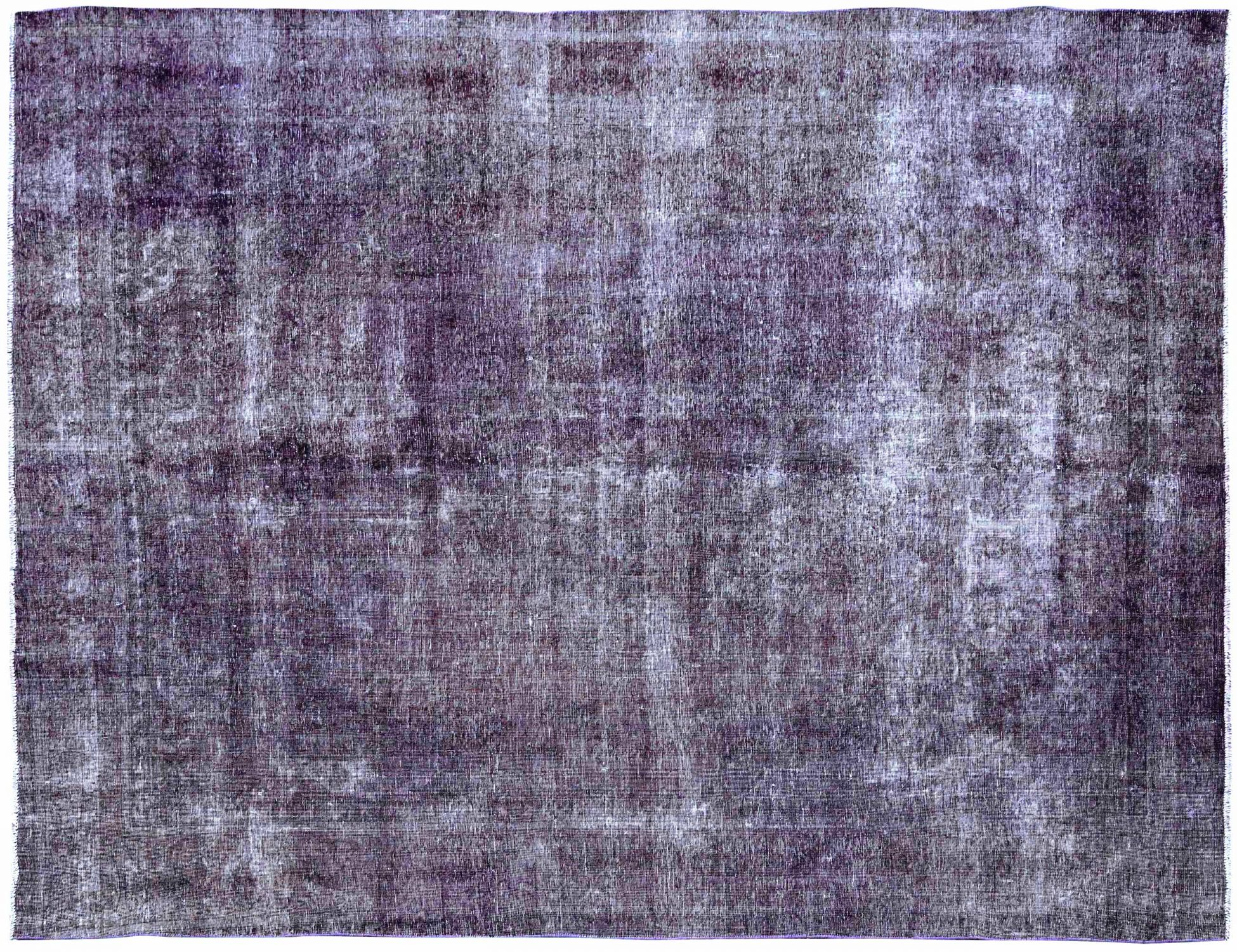 Tappeto Vintage  viola <br/>366 x 287 cm
