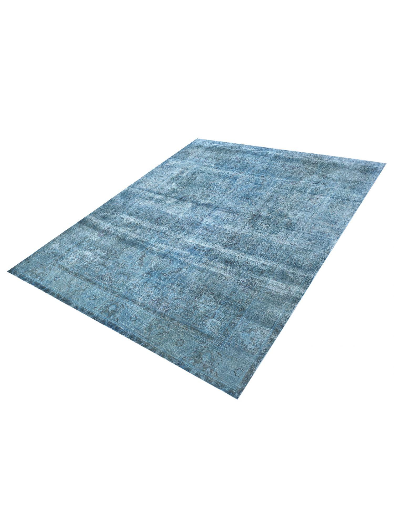 Tappeto Vintage  blu <br/>374 x 281 cm