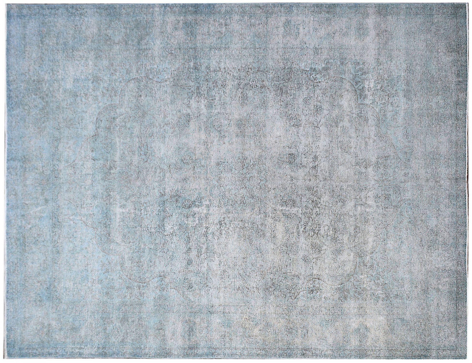 Tappeto Vintage  blu <br/>381 x 296 cm