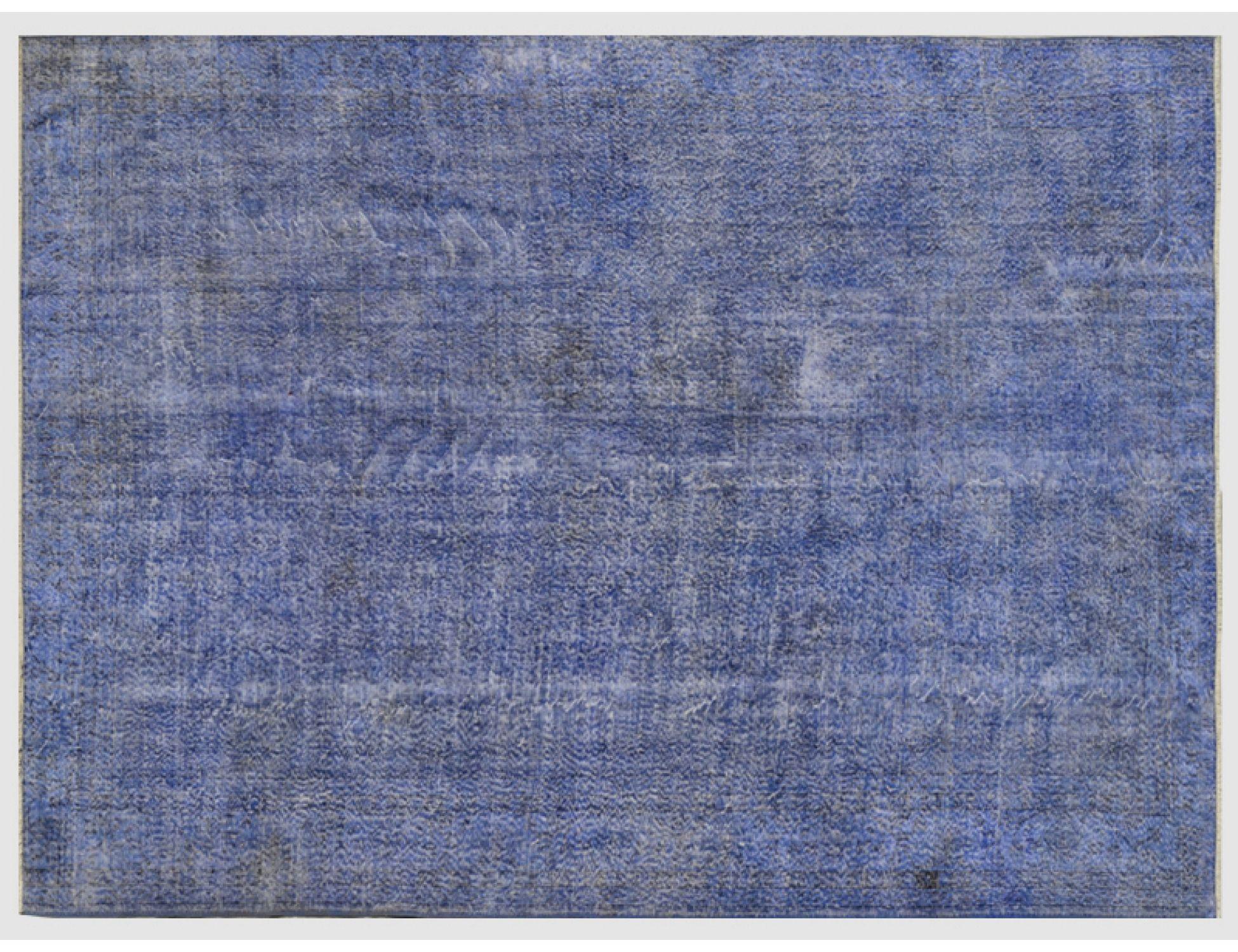 Vintage Tapis  bleu <br/>361 x 255 cm