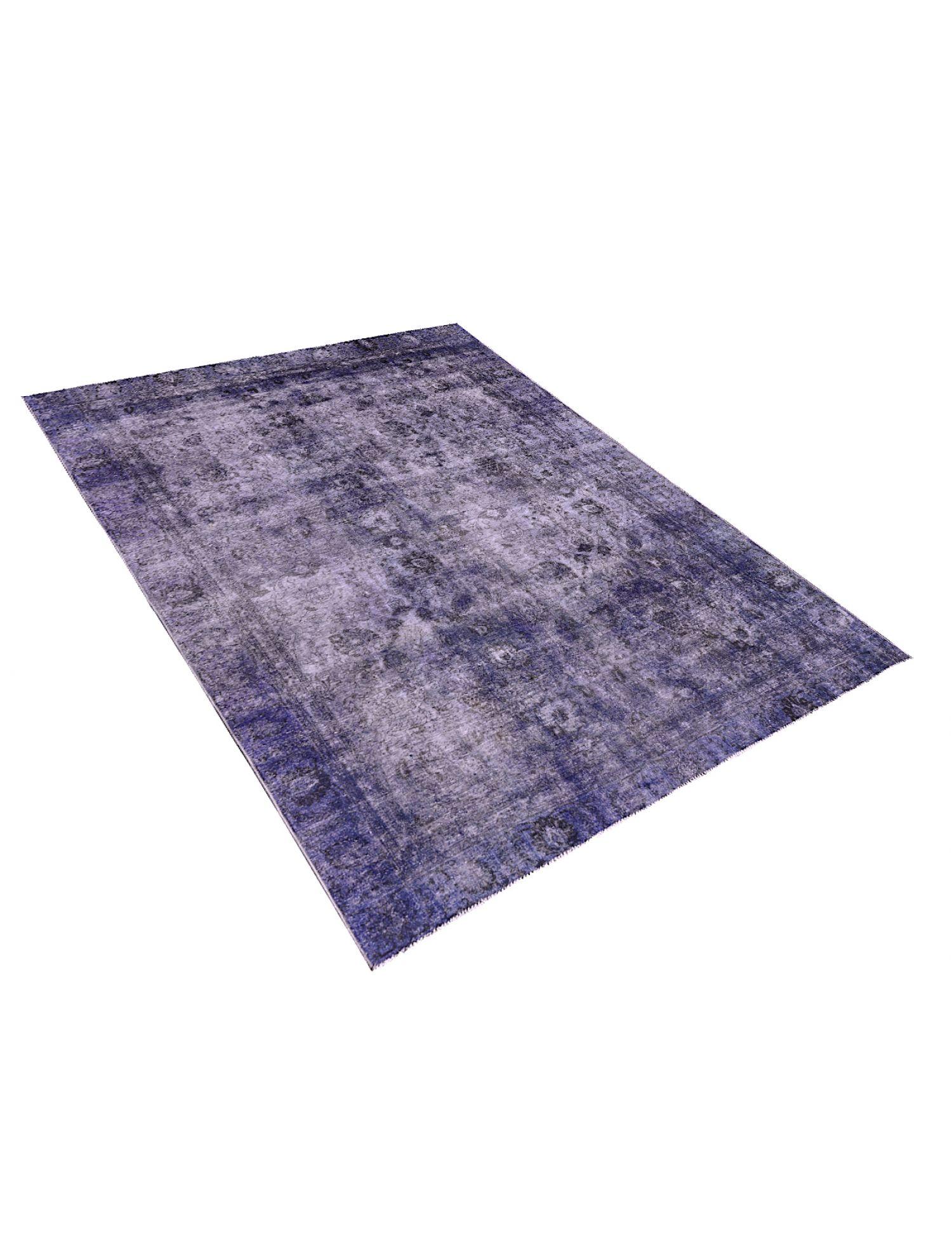 Tappeto Vintage  blu <br/>390 x 275 cm