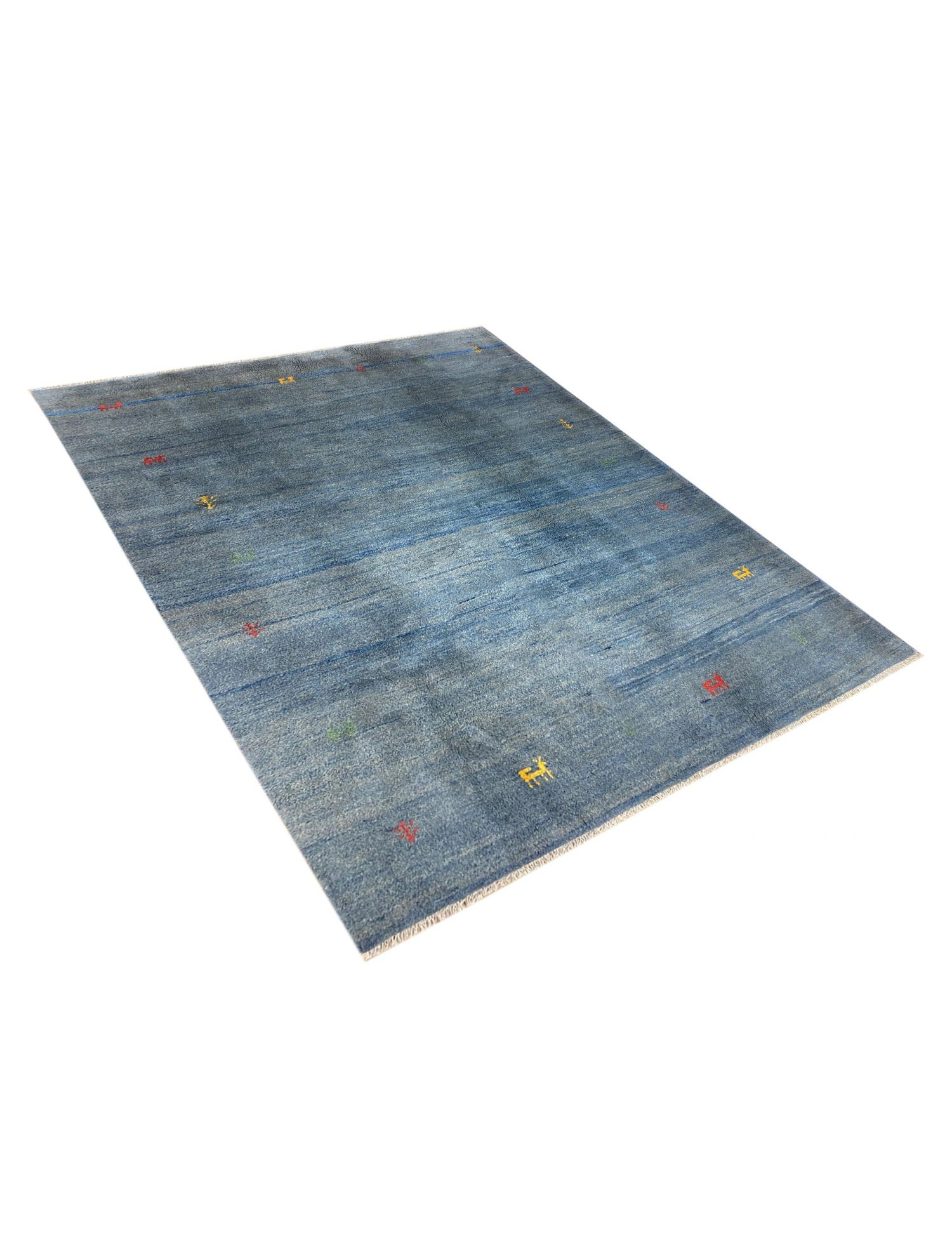 Modern carpet  blau <br/>240 x 178 cm