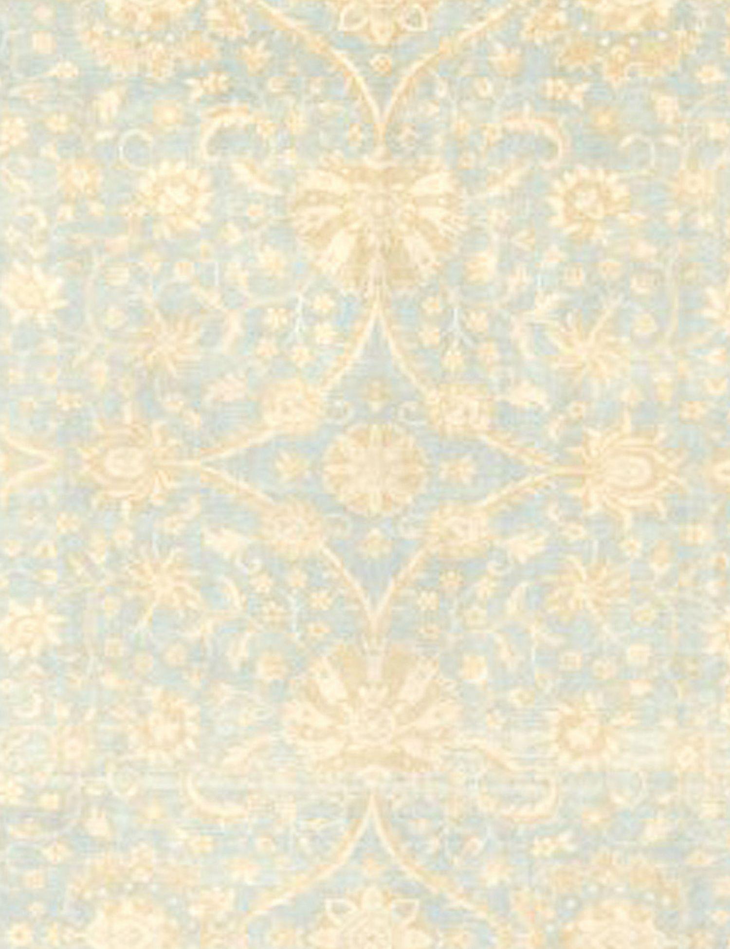 Perserteppich  blau <br/>380 x 296 cm