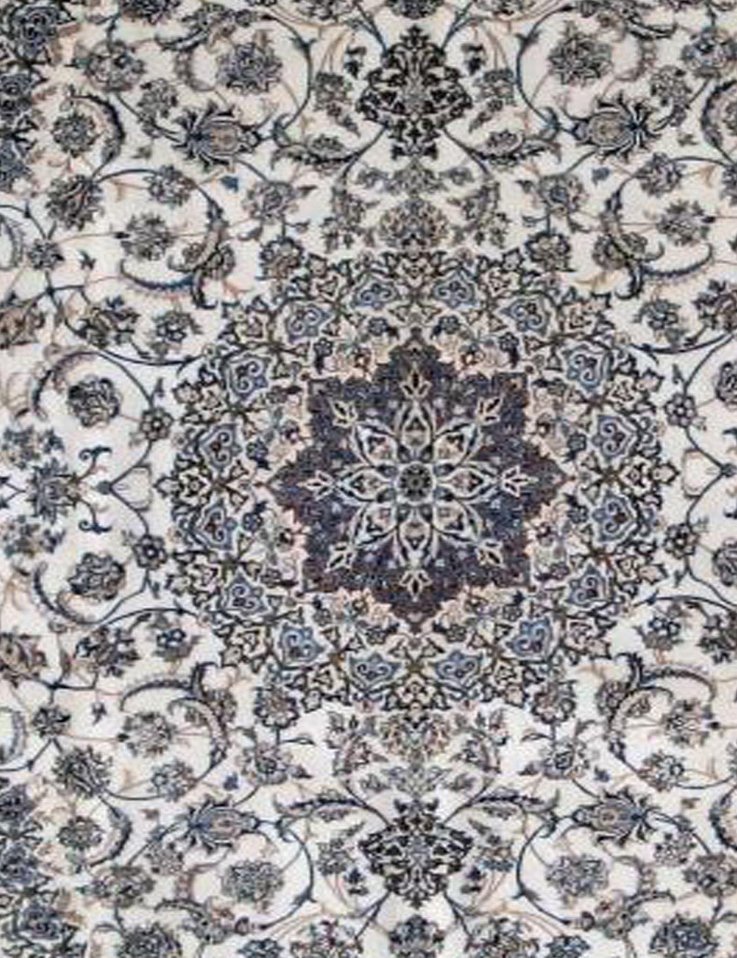 Perserteppich  blau <br/>343 x 213 cm