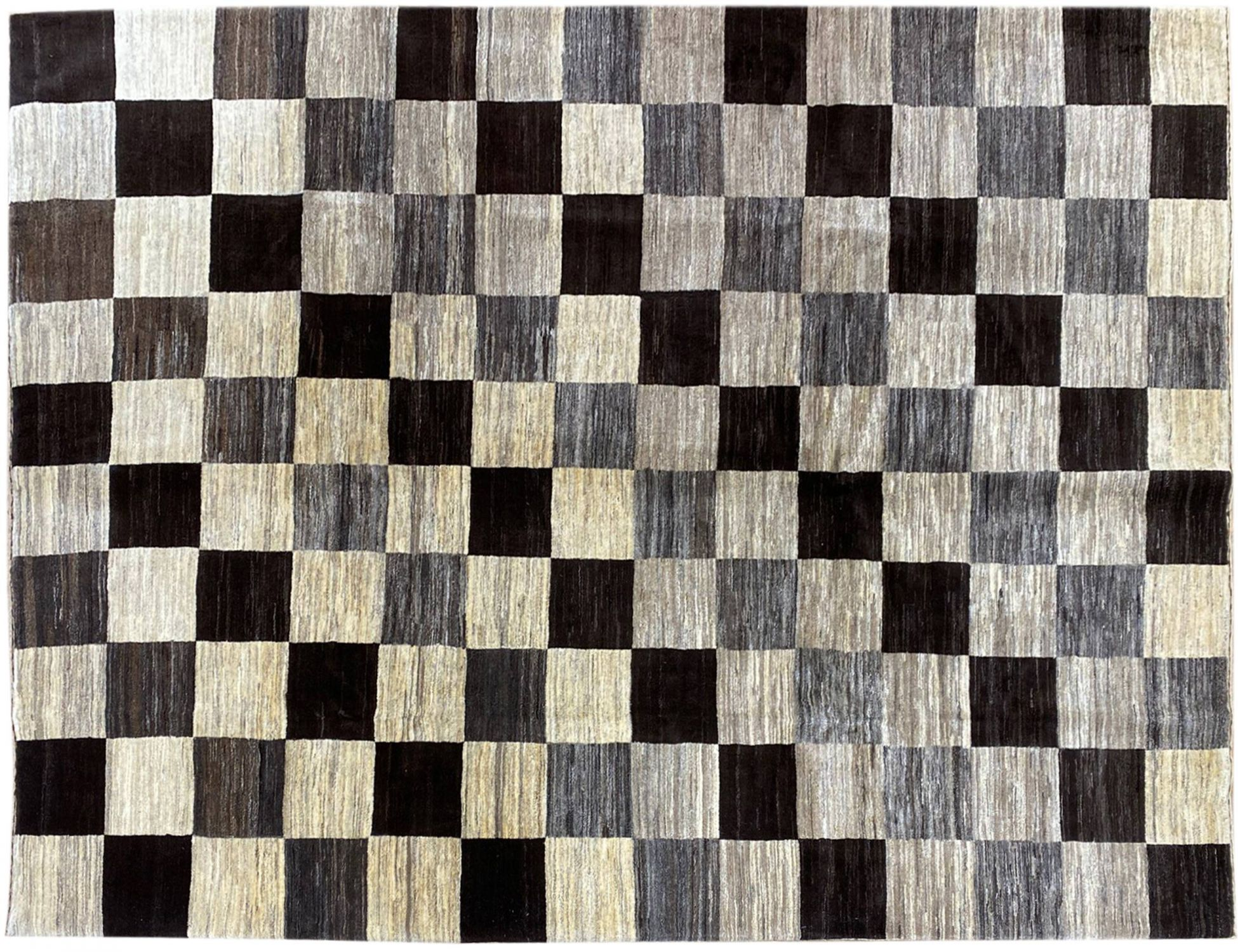 Moderne Teppiche  schwarz <br/>330 x 267 cm
