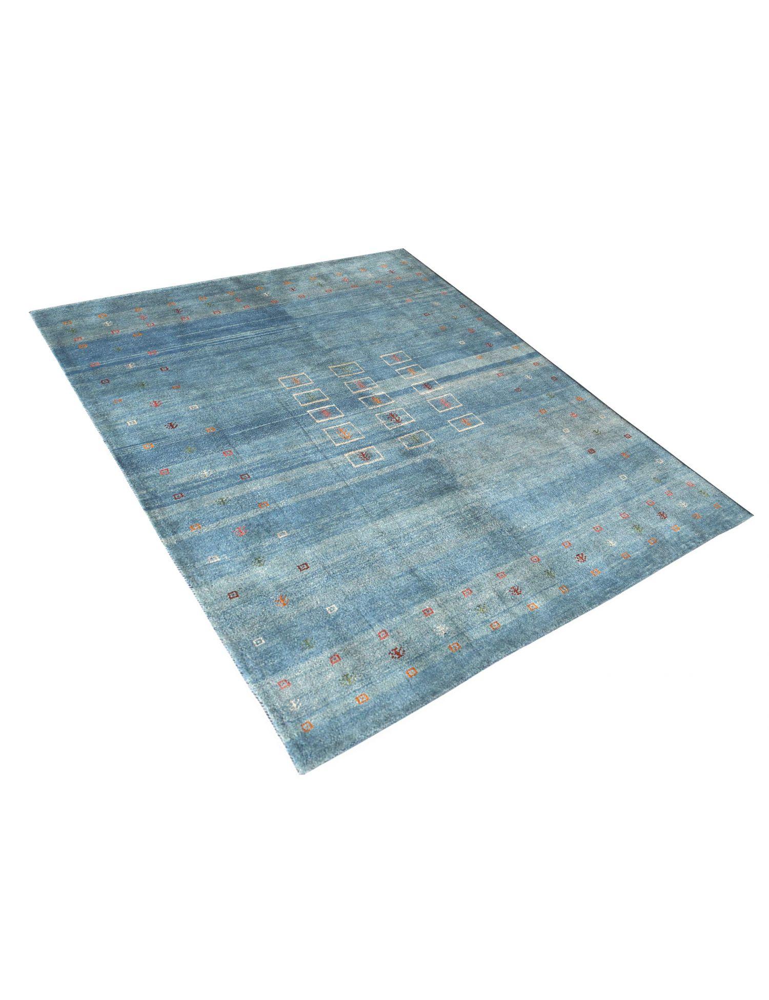 Moderne tæpper  blå <br/>233 x 170 cm