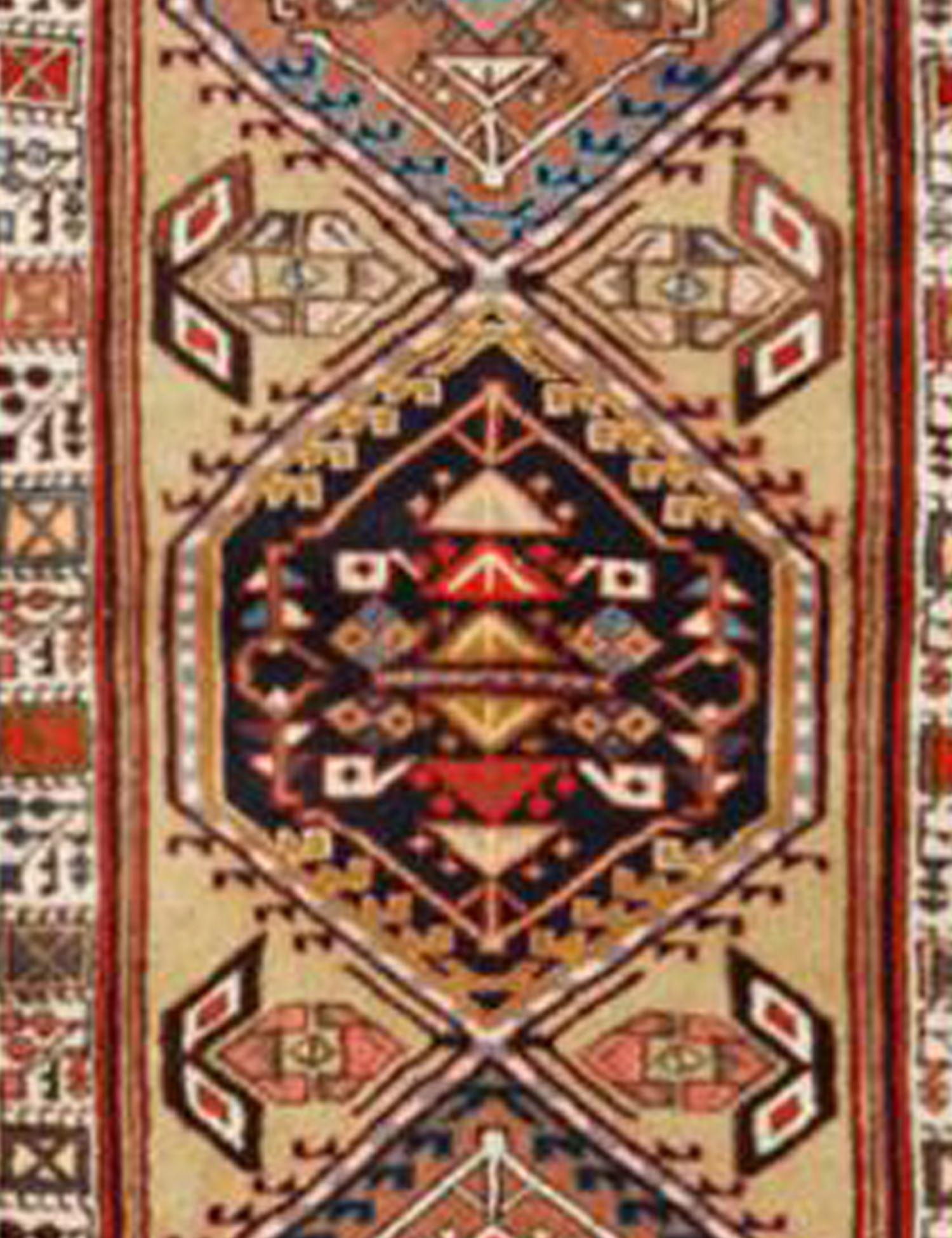 Perserteppich   <br/>196 x 75 cm