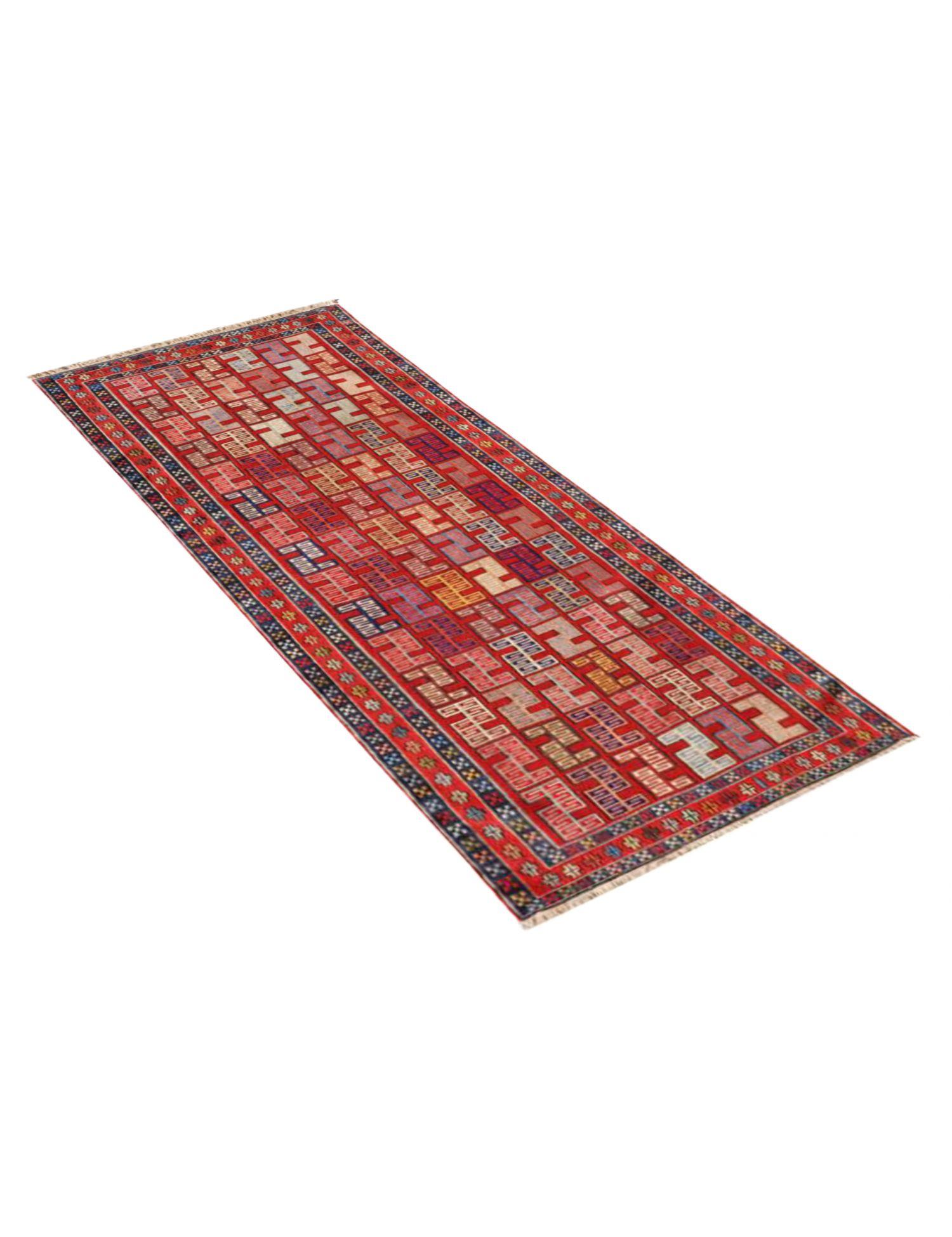 PERSIAN WOOL KILIMS    <br/>202 x 84 cm