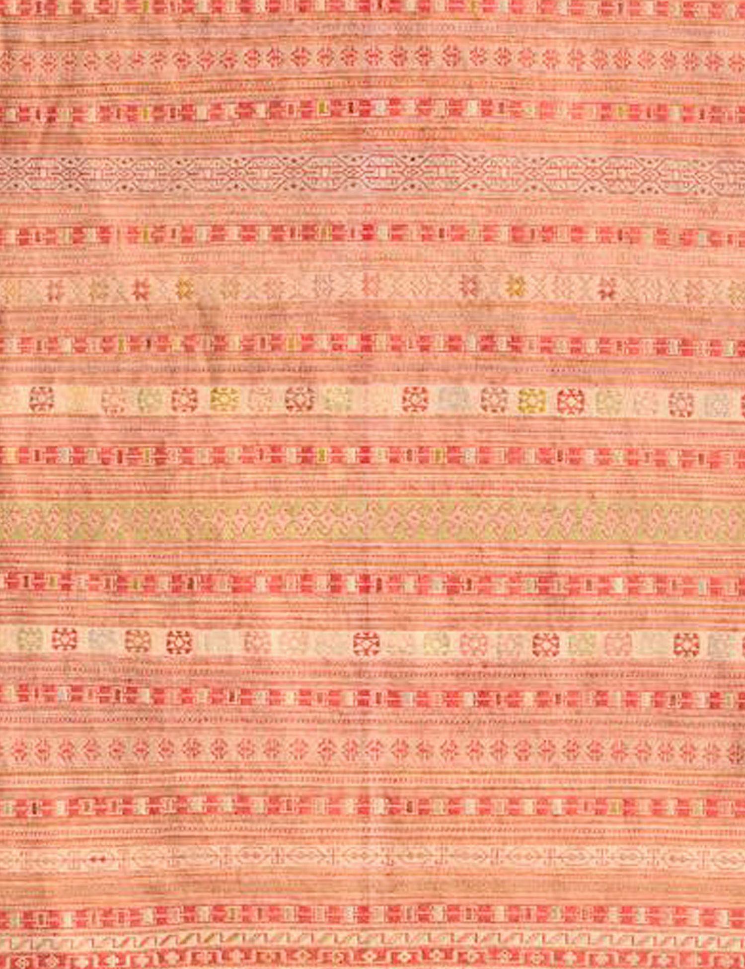 PERSIAN SILK KILIMS  gelb <br/>191 x 149 cm