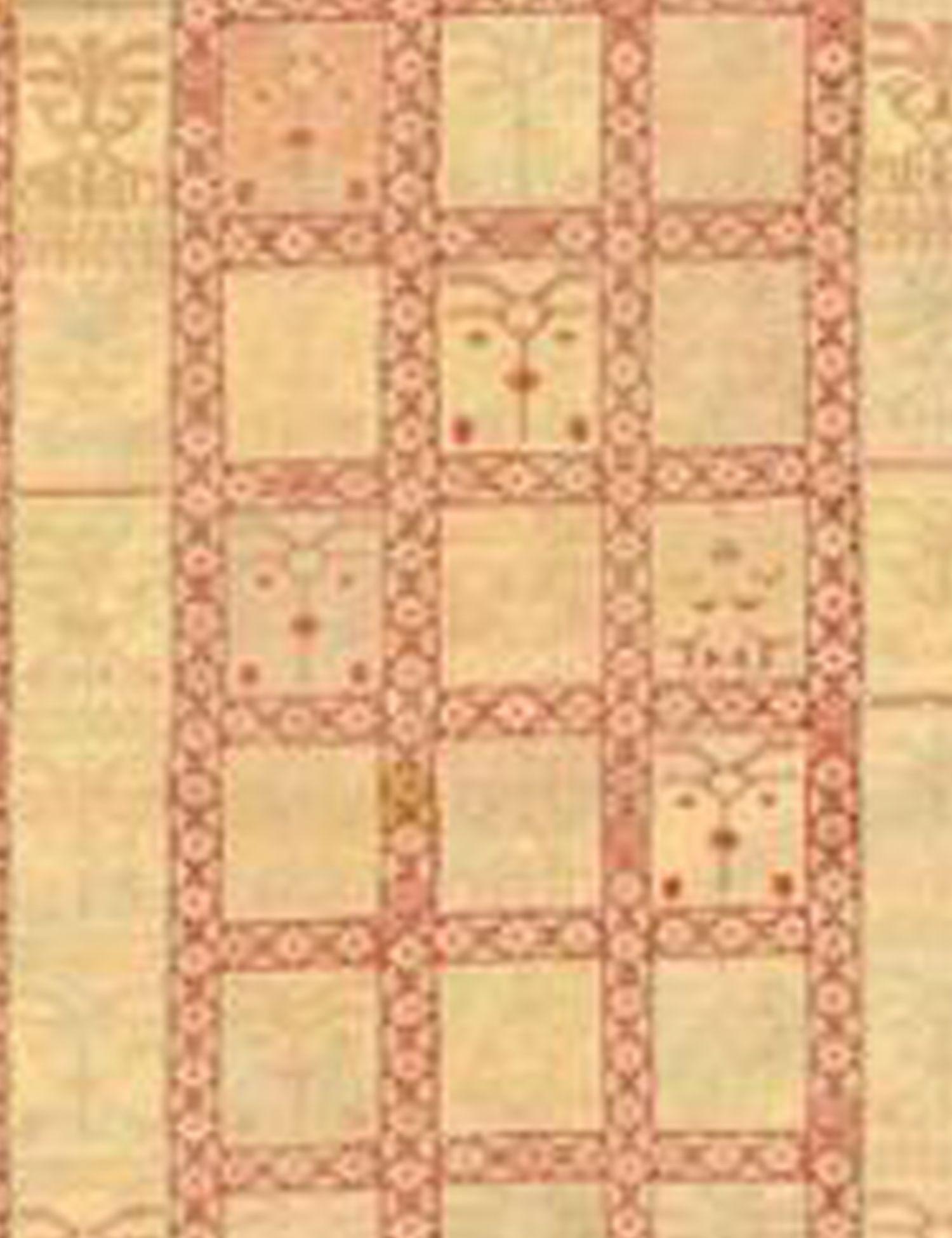 PERSIAN SILK KILIMS   <br/>287 x 70 cm