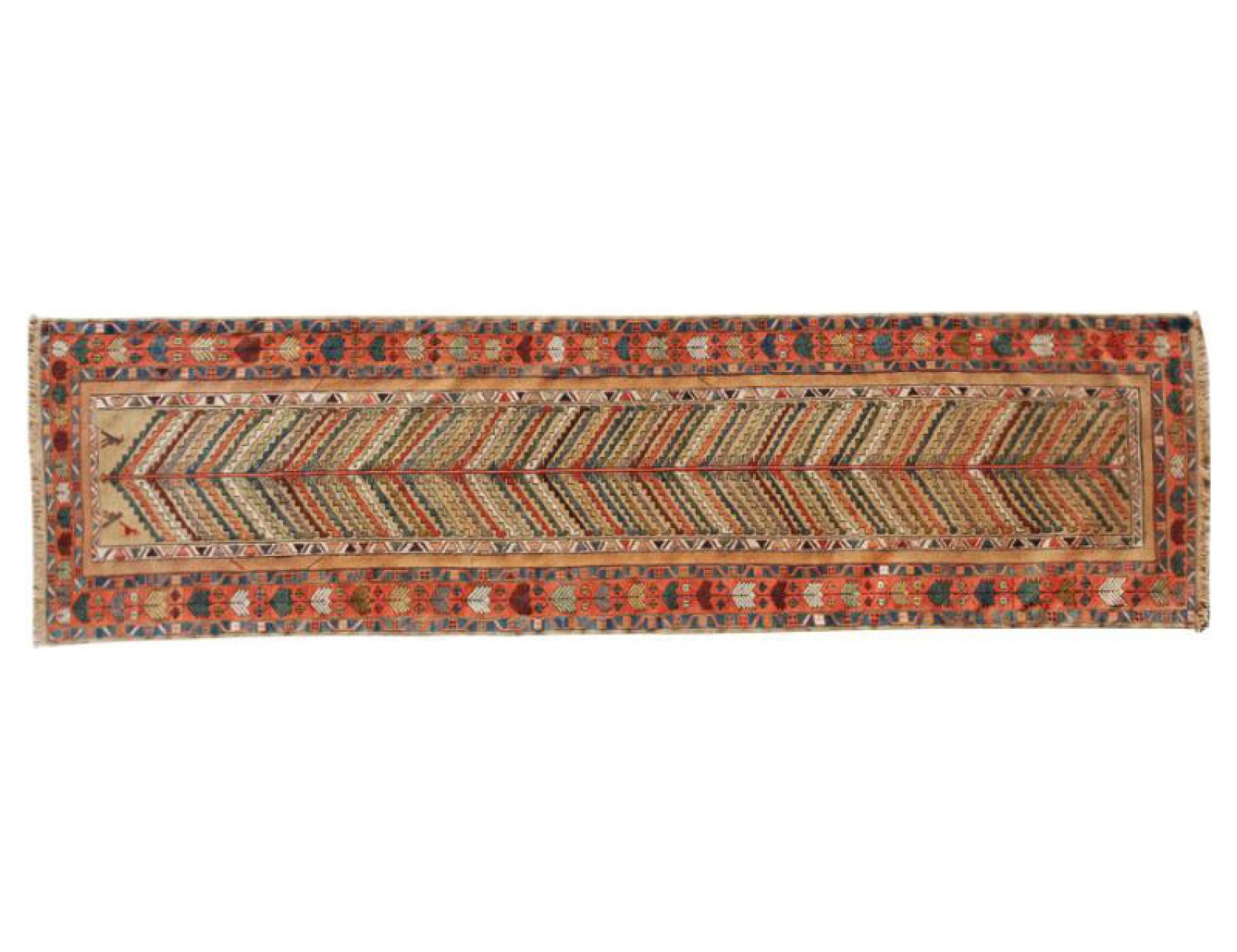 PERSIAN  KILIMS   <br/>293 x 82 cm