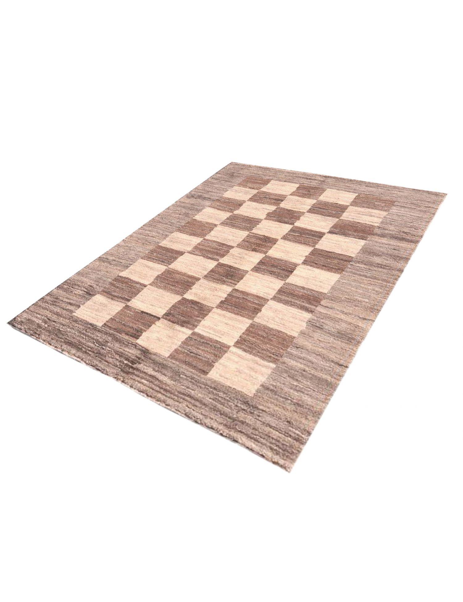 Moderne Teppiche  braun <br/>140 x 113 cm