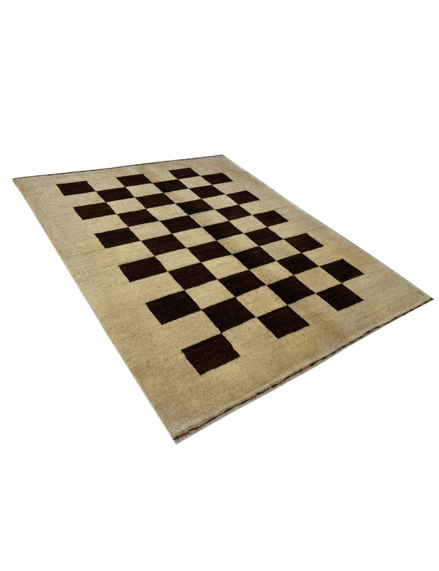 Moderne Teppiche  schwarz <br/>122 x 79 cm