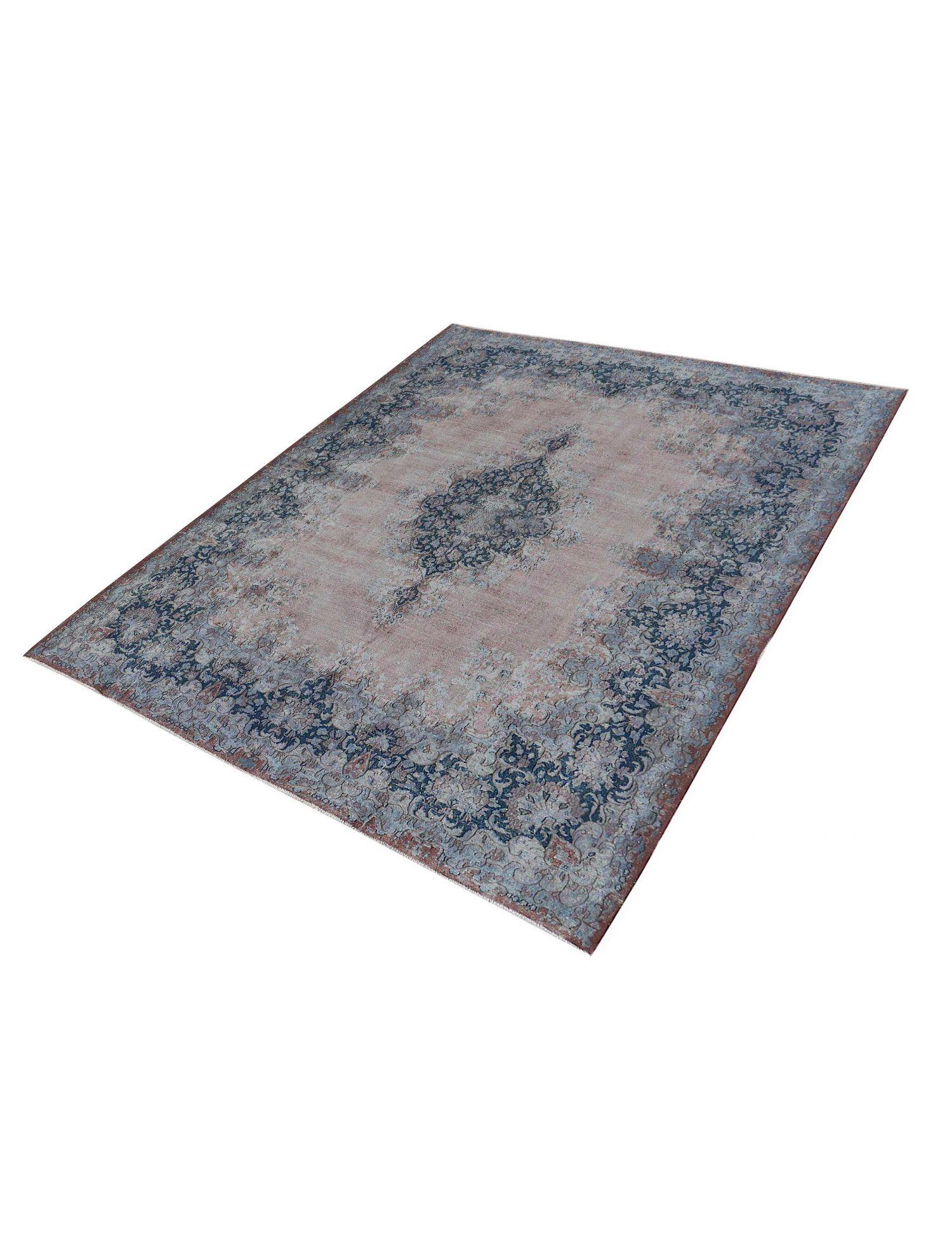 Persischer Vintage Teppich  blau <br/>395 x 298 cm