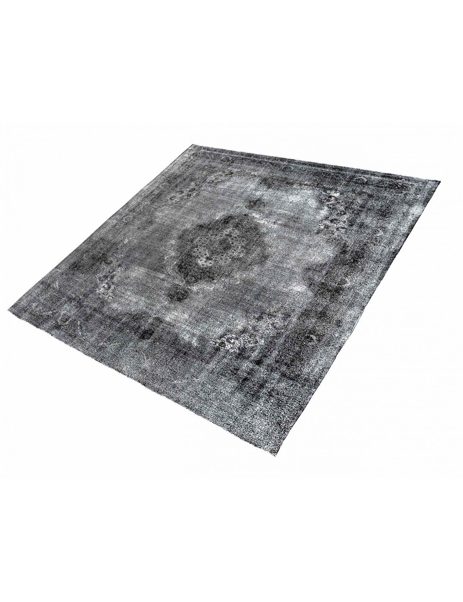 Persischer Vintage Teppich  grau <br/>470 x 339 cm