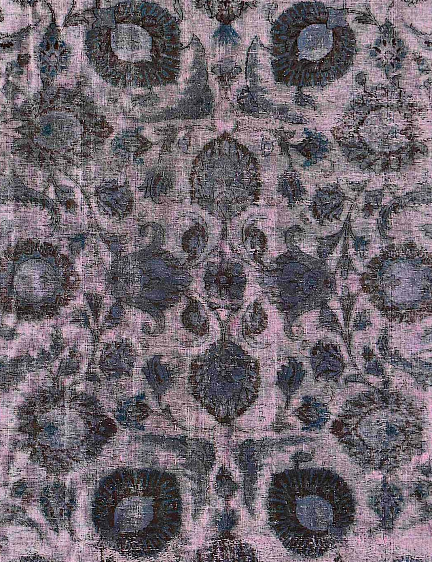 Tappeto vintage persiano  blu <br/>376 x 285 cm
