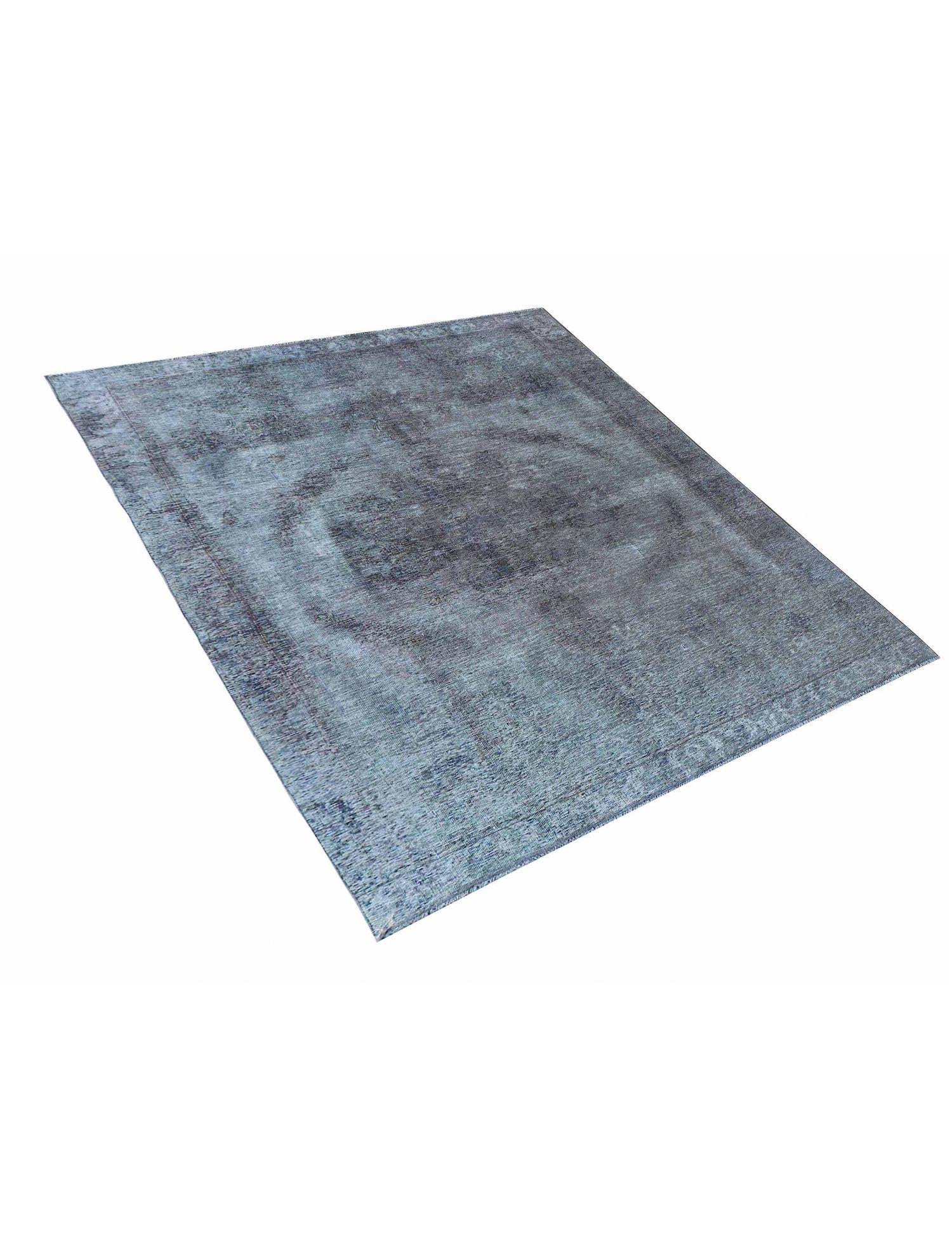 Persischer Vintage Teppich  blau <br/>277 x 190 cm