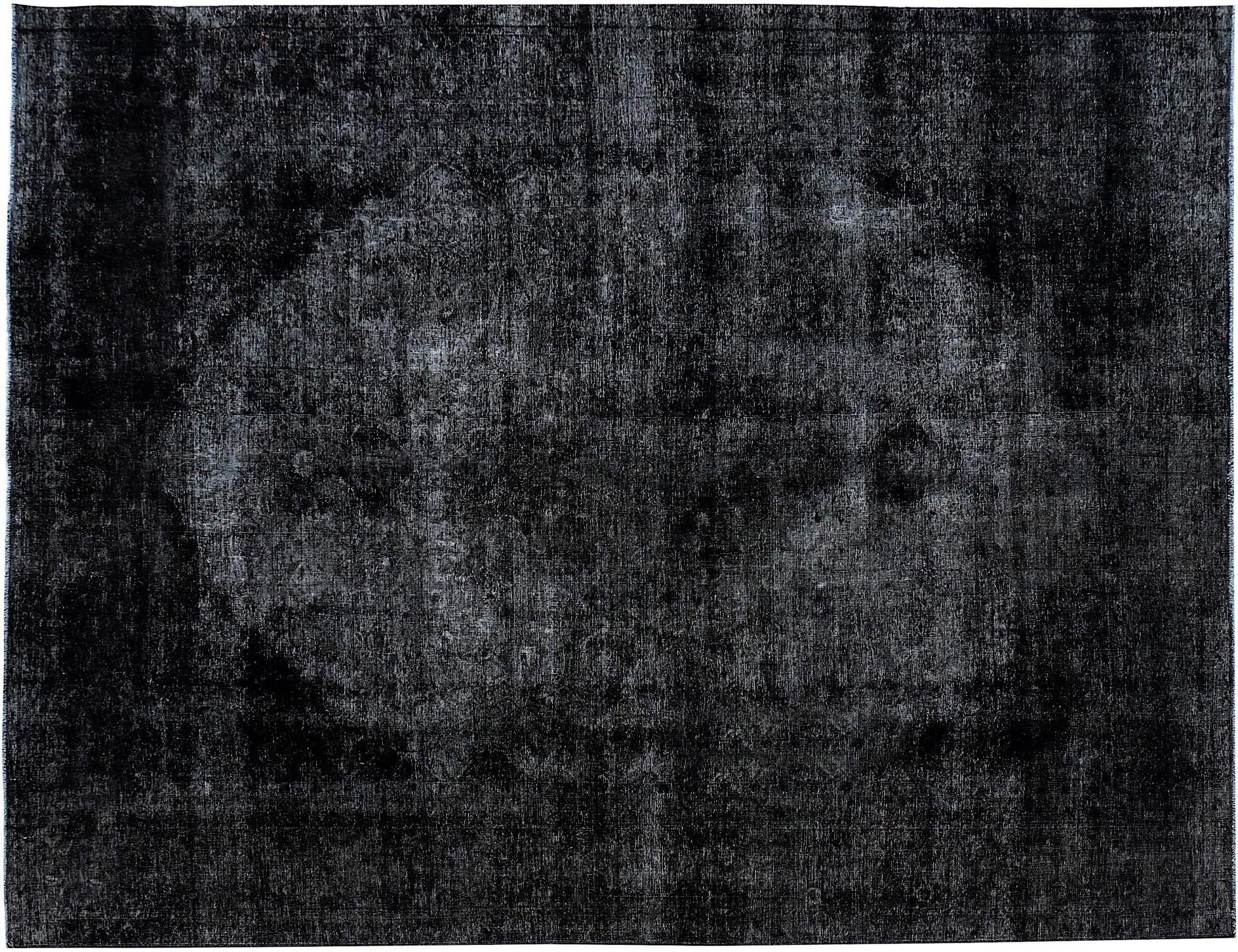 Tappeto Vintage  nero <br/>373 x 280 cm