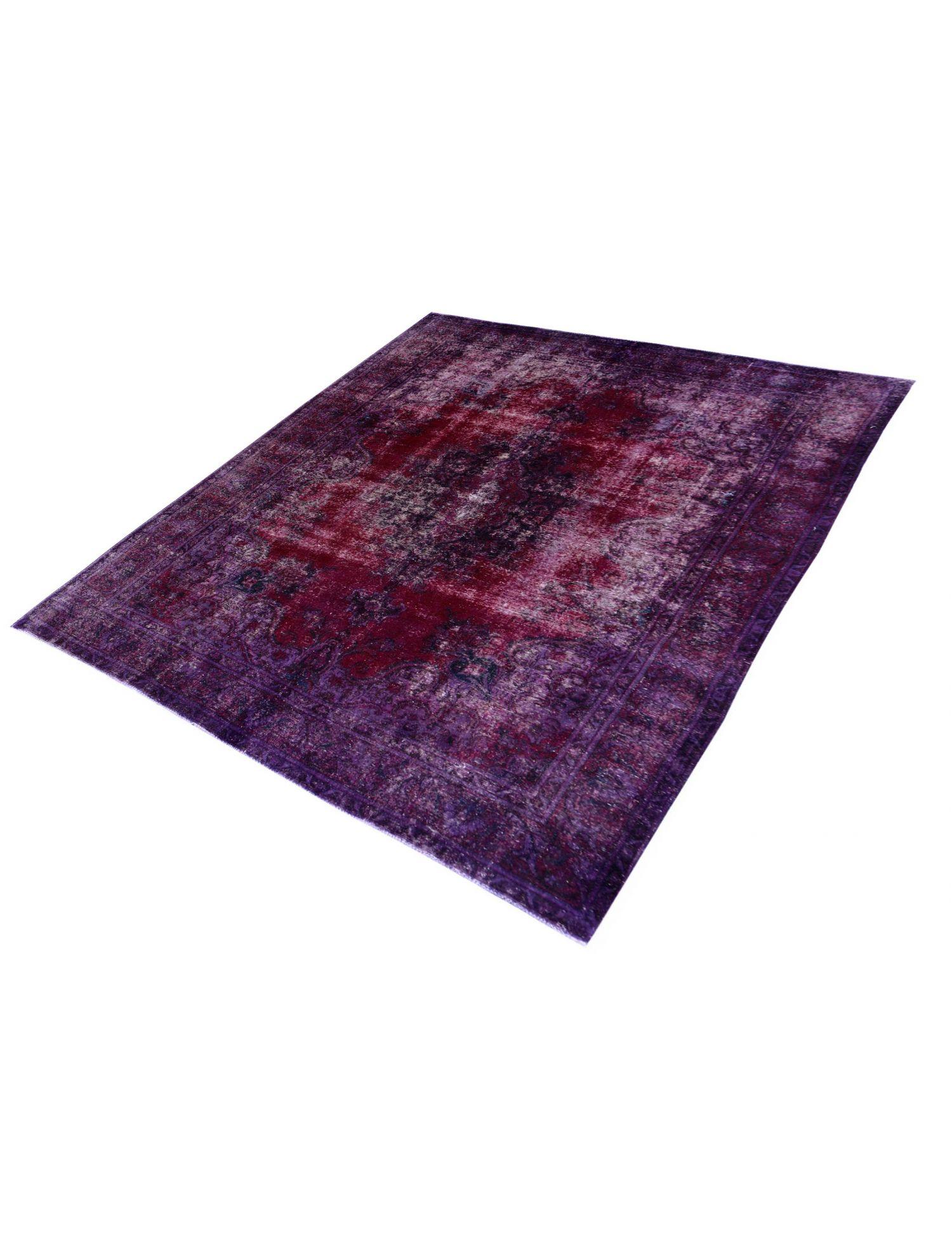 Vintage Carpet  purple  <br/>390 x 300 cm