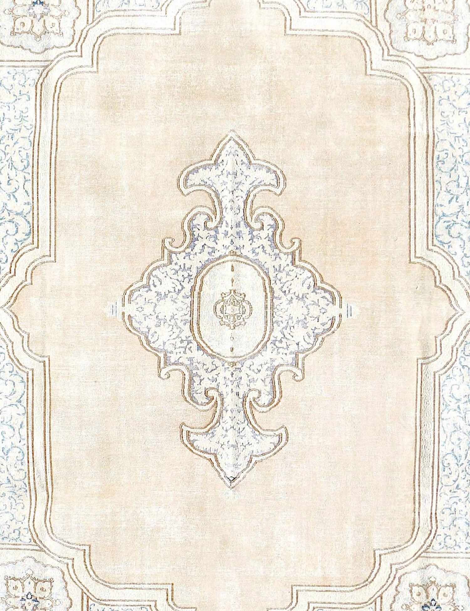 Perzisch Vintage Tapijt  beige <br/>390 x 300 cm