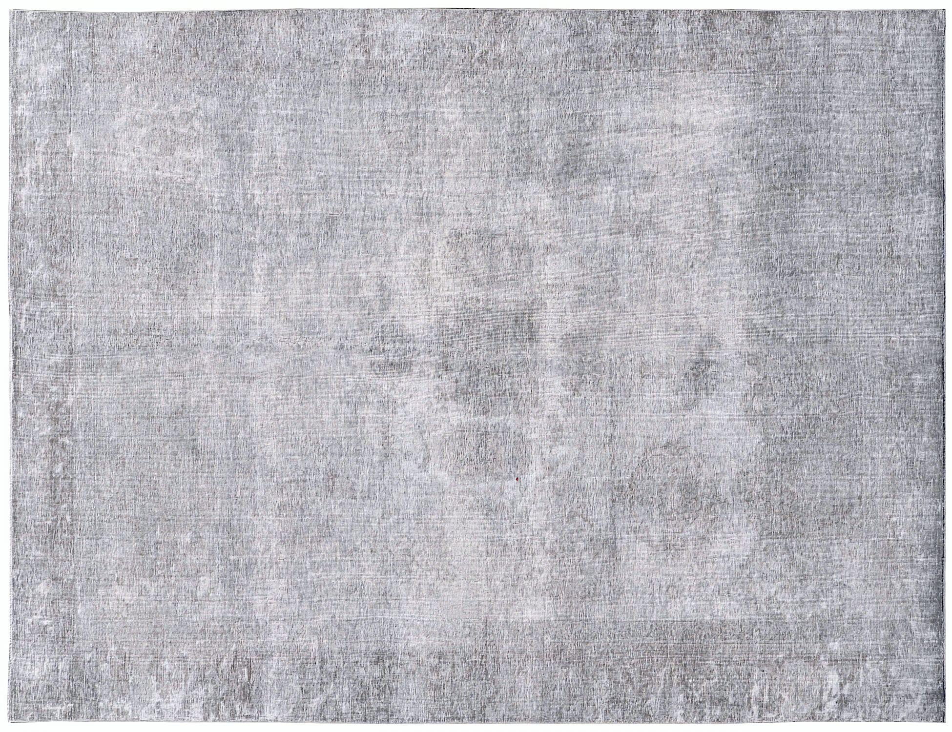 Tappeto Vintage  grigio <br/>310 x 204 cm